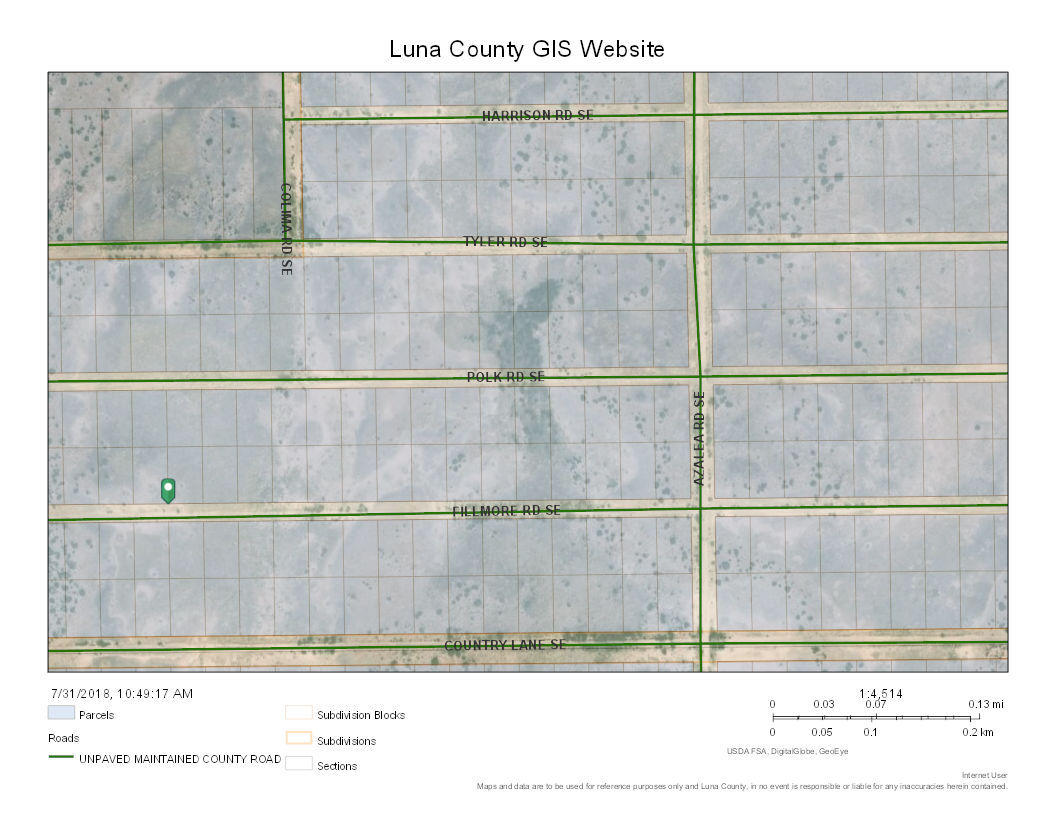 Tract 37 Fillmore Road SE Property Photo - Deming, NM real estate listing