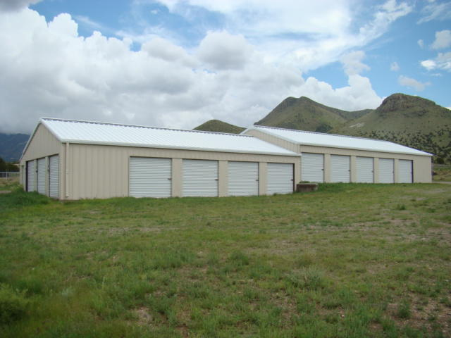 Broaddus Storage Units Property Photo - Magdalena, NM real estate listing