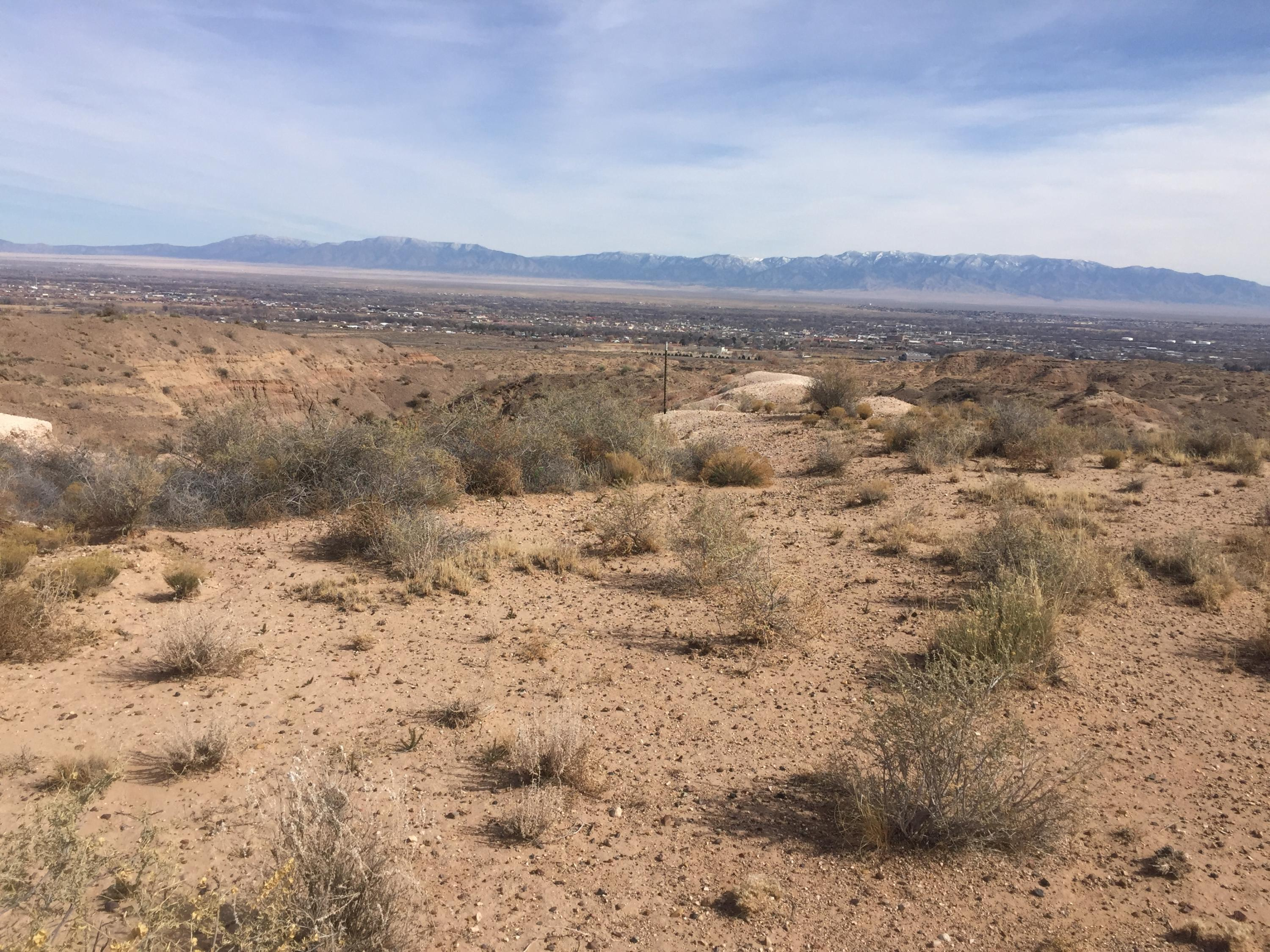 west mesa Belen&Vento Road Road Property Photo - Belen, NM real estate listing