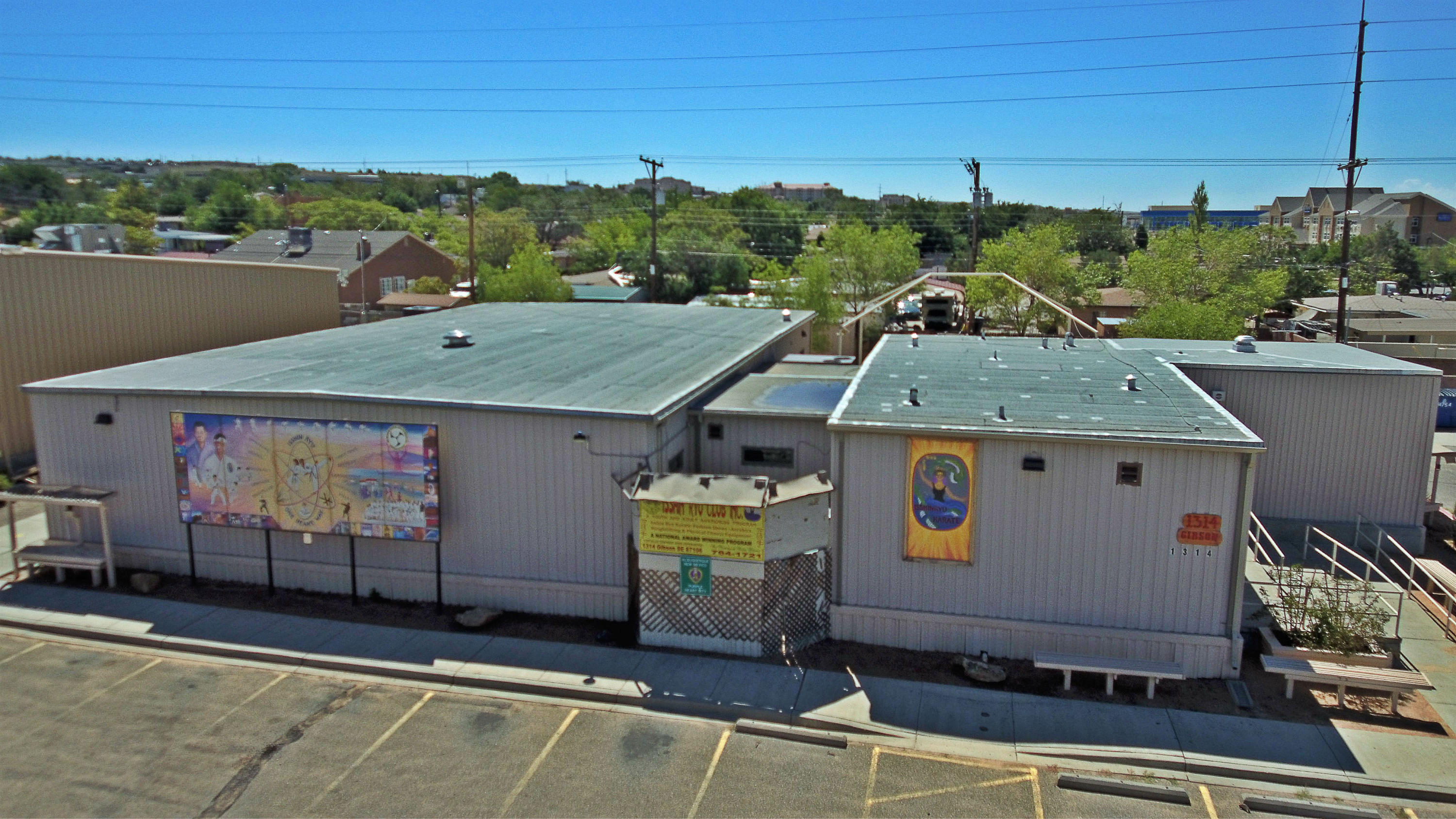 1314 Gibson Boulevard SE Property Photo - Albuquerque, NM real estate listing