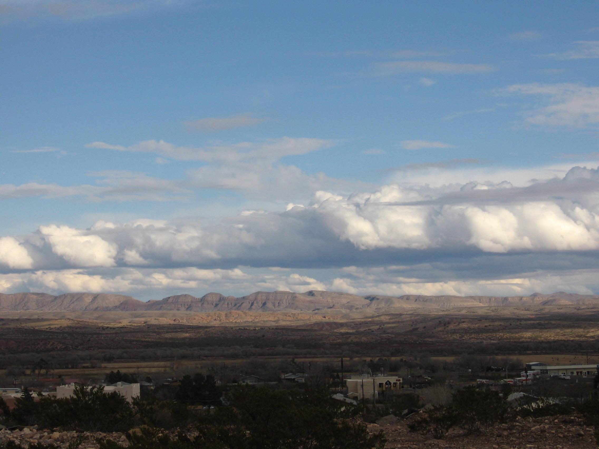 700 Buford Drive Property Photo - Socorro, NM real estate listing