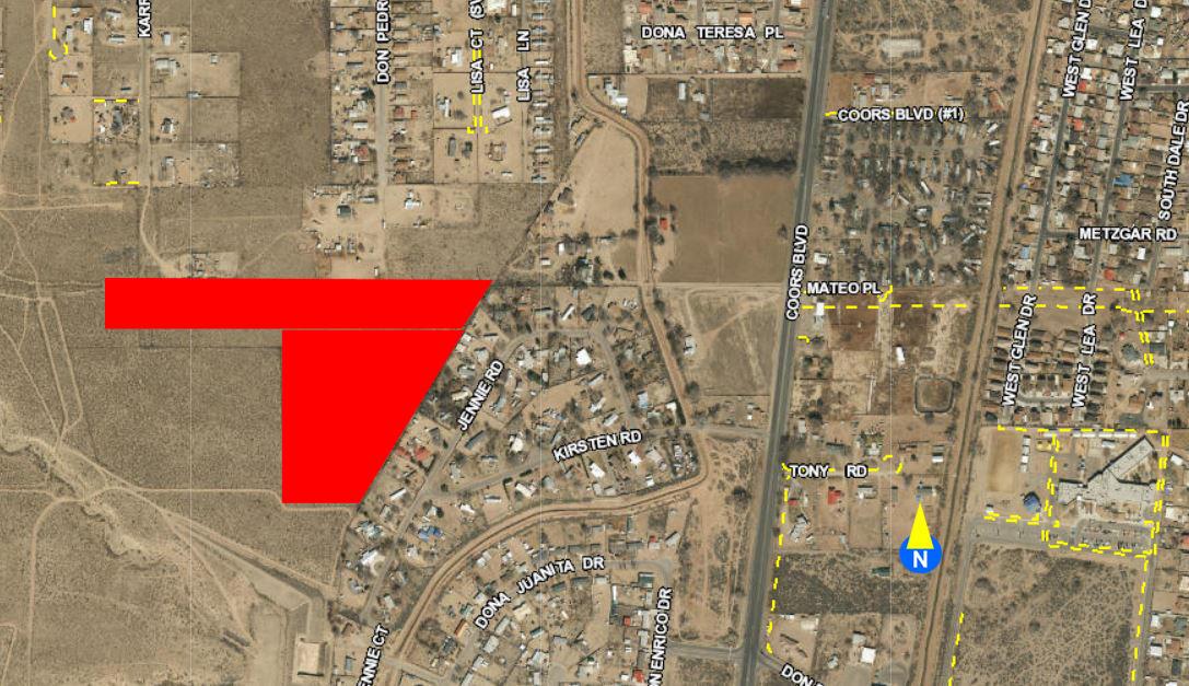 Off Pajarito (PW 1, 2, 10) SW Property Photo - Albuquerque, NM real estate listing