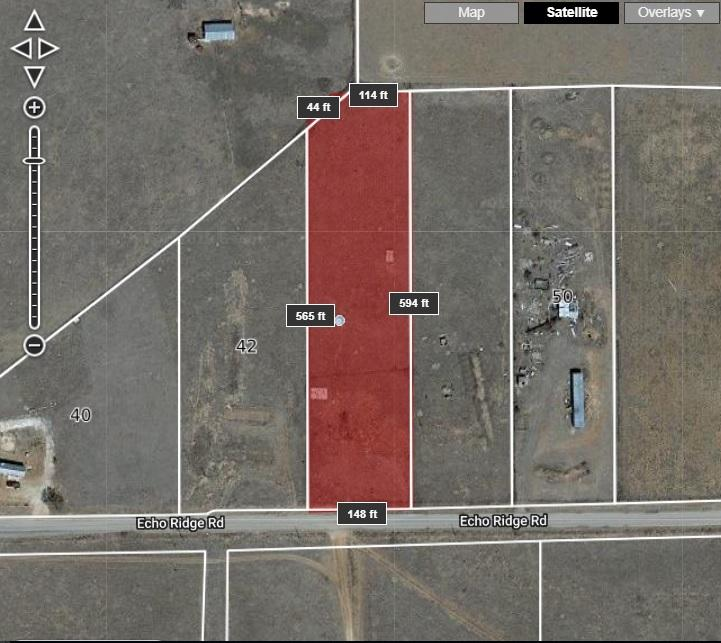 44 Echo Ridge Property Photo - Moriarty, NM real estate listing