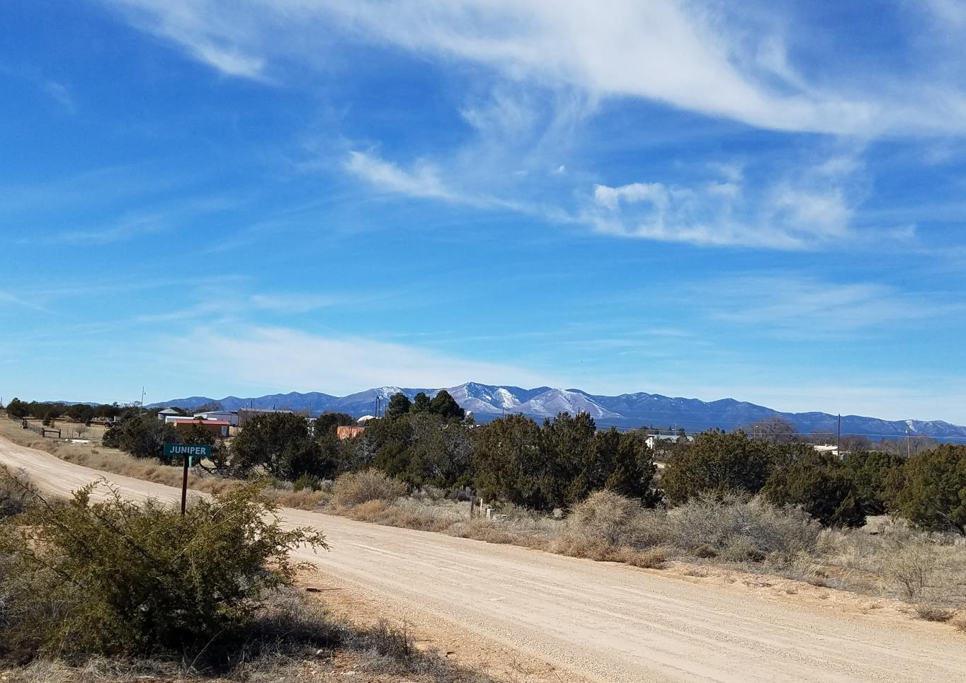 500 7th Street Property Photo - Mountainair, NM real estate listing