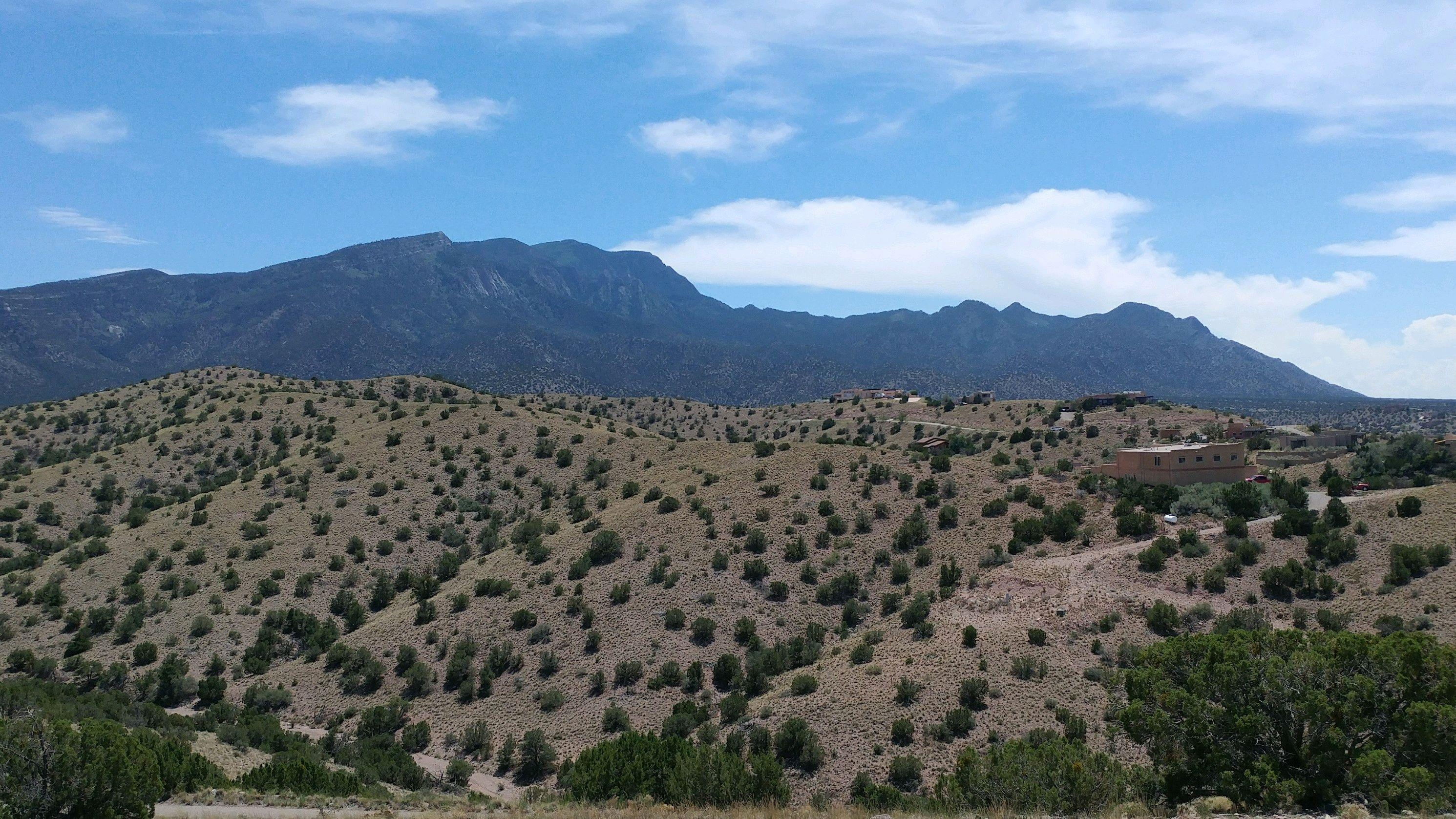Camino Alto Property Photo - Placitas, NM real estate listing