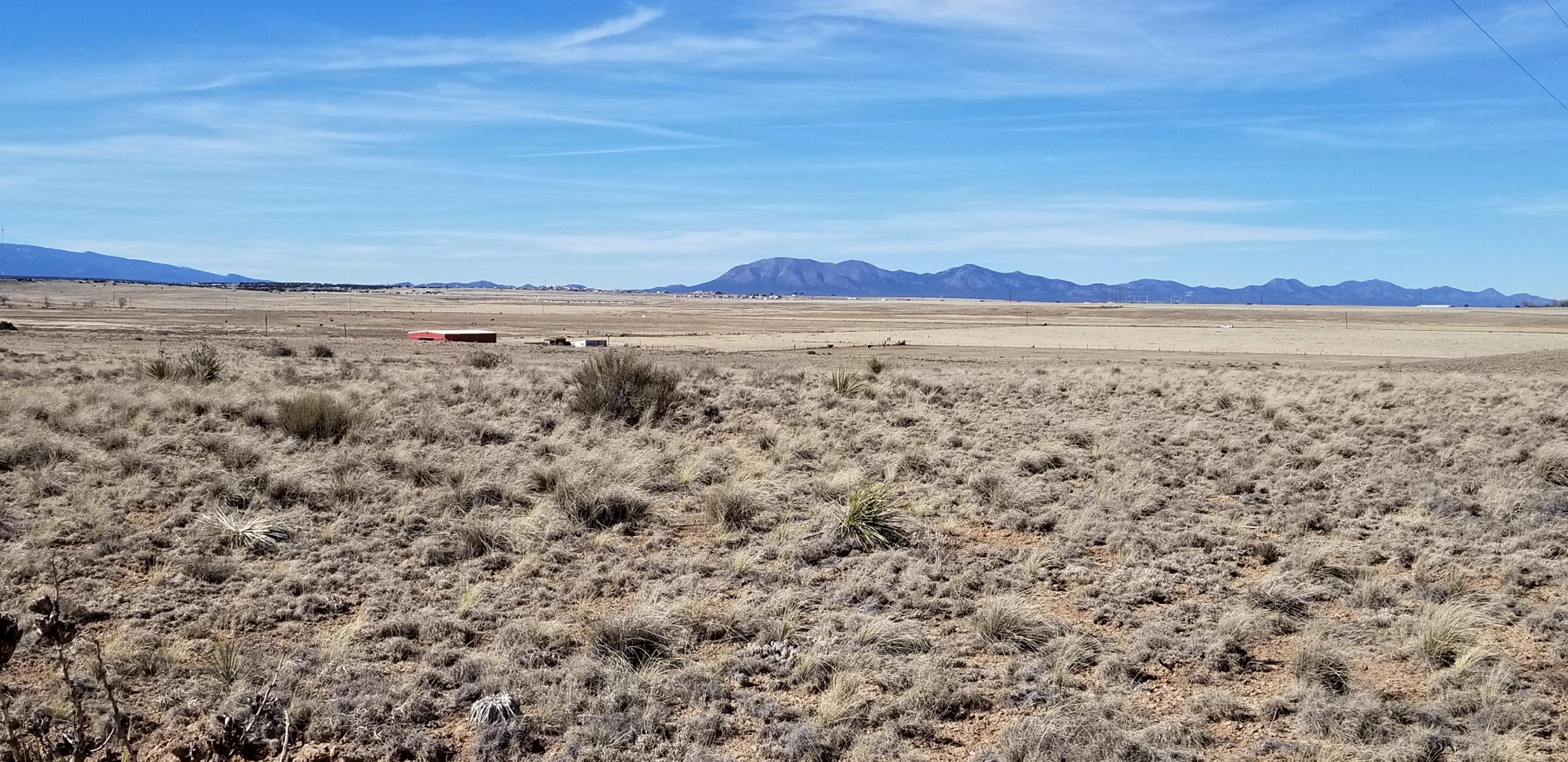 Broadmoor Road Property Photo - Moriarty, NM real estate listing