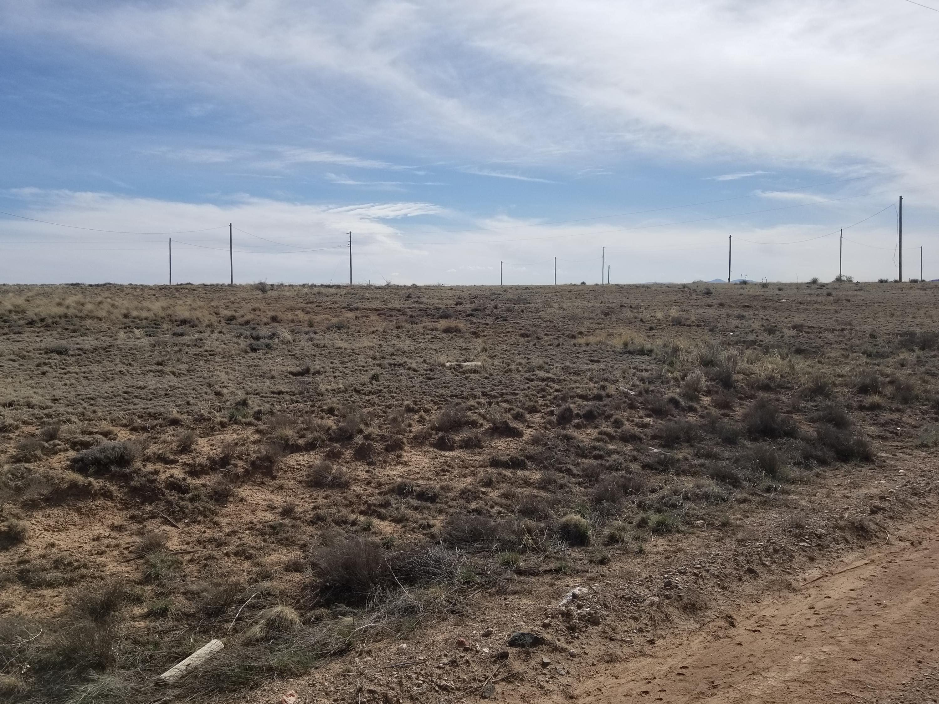 Lot 4 Broadmoor Road Property Photo - Moriarty, NM real estate listing