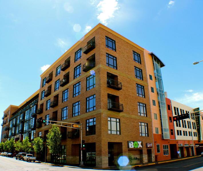 100 Gold Avenue Sw #508 Property Photo