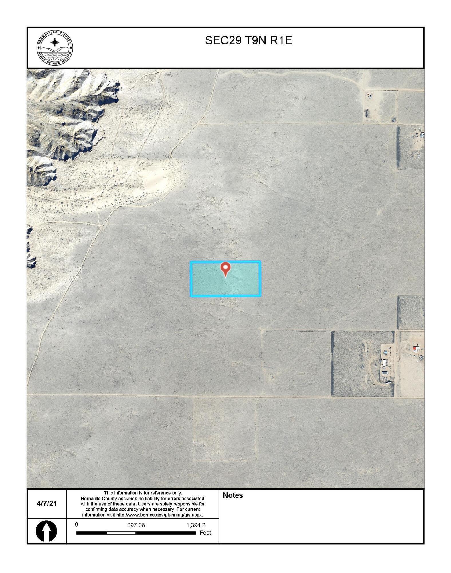Off Pajarito Road SW Property Photo - Albuquerque, NM real estate listing