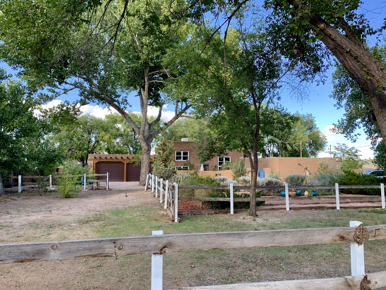 155 White Horse Lane, Corrales, NM 87048 - Corrales, NM real estate listing