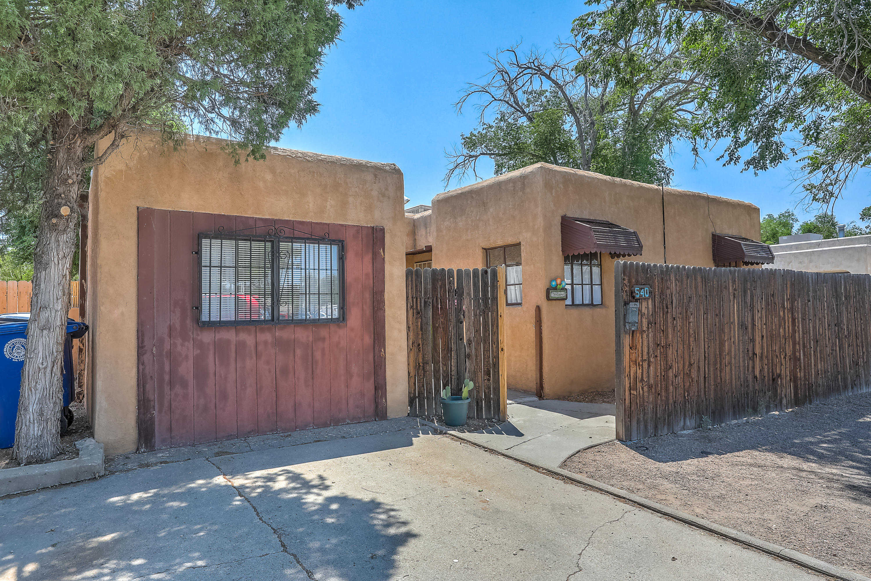 540 Carlisle Boulevard NE Property Photo - Albuquerque, NM real estate listing