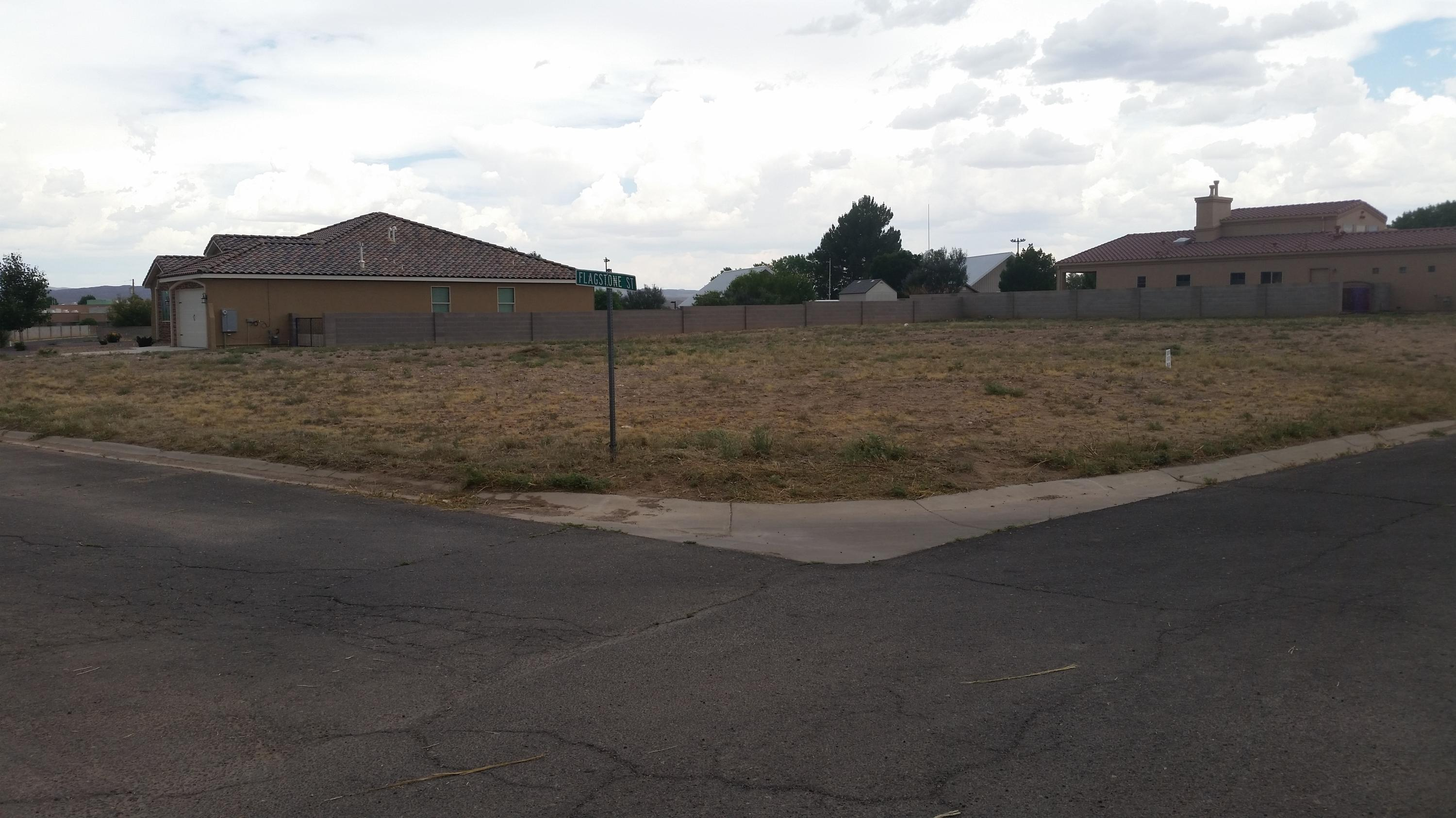 Flagstone Street Lot 5 Property Photo - Socorro, NM real estate listing