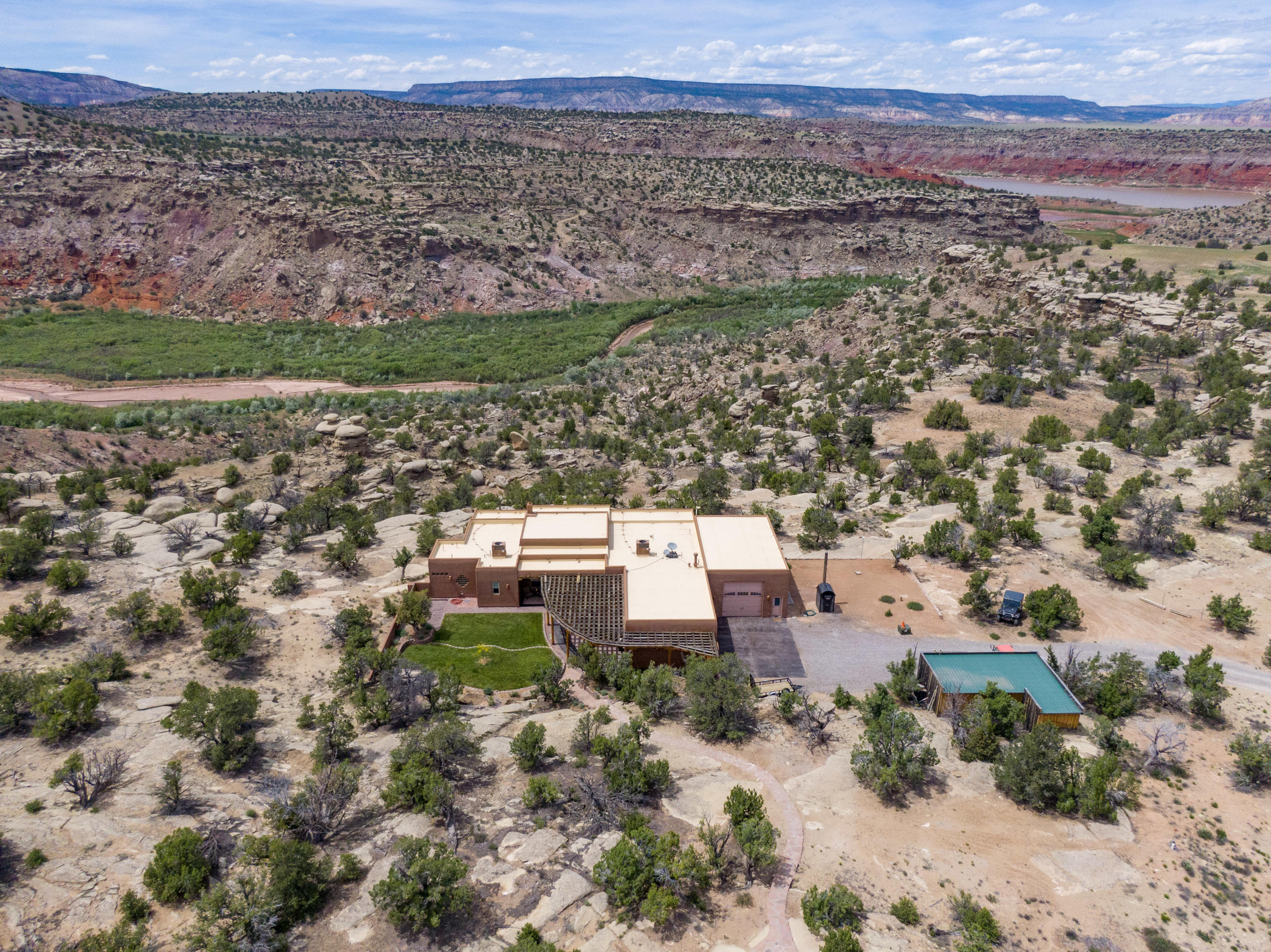 13 El Tesoro Trail, Youngsville, NM 87064 - Youngsville, NM real estate listing