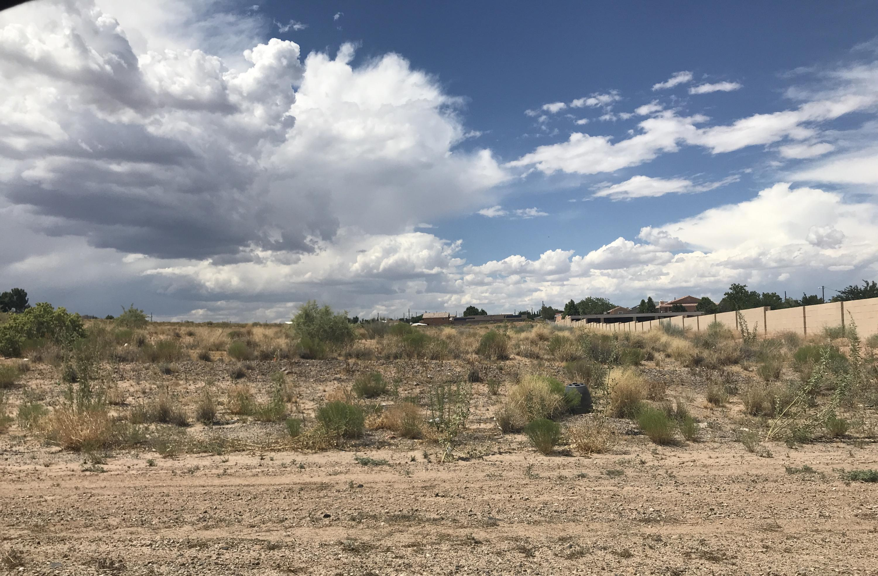 Sage Road SW Property Photo - Albuquerque, NM real estate listing