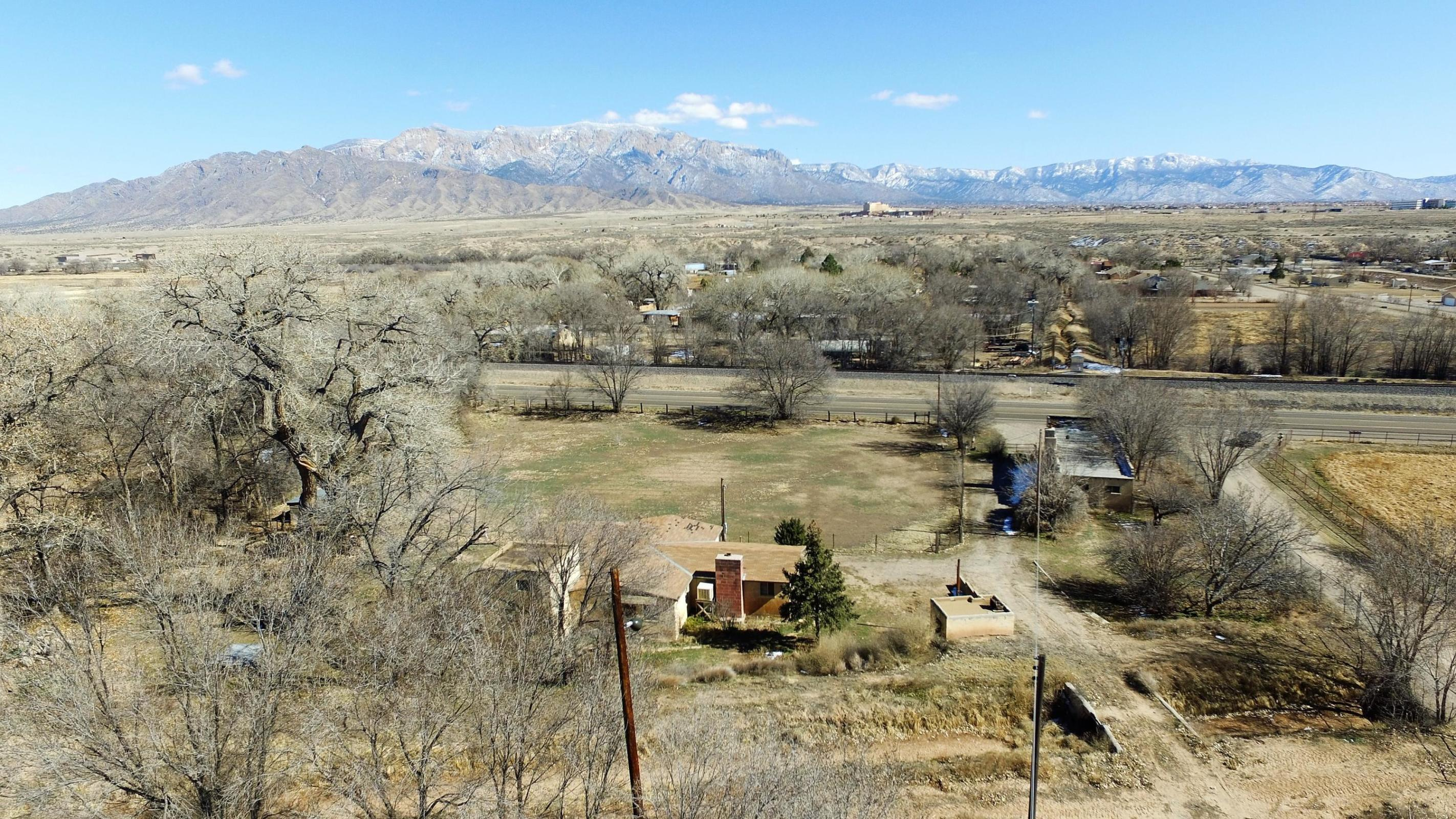 11013 N Hwy 85 Street Property Photo - Albuquerque, NM real estate listing