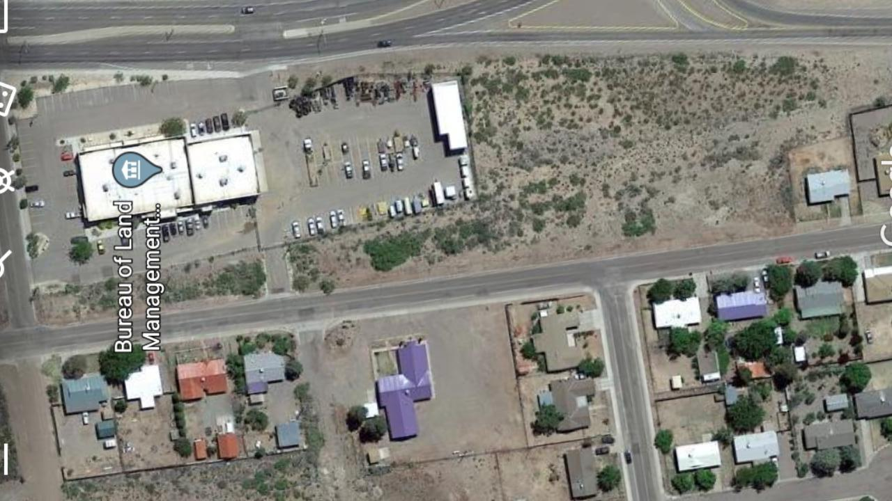 Park Street Property Photo - Socorro, NM real estate listing