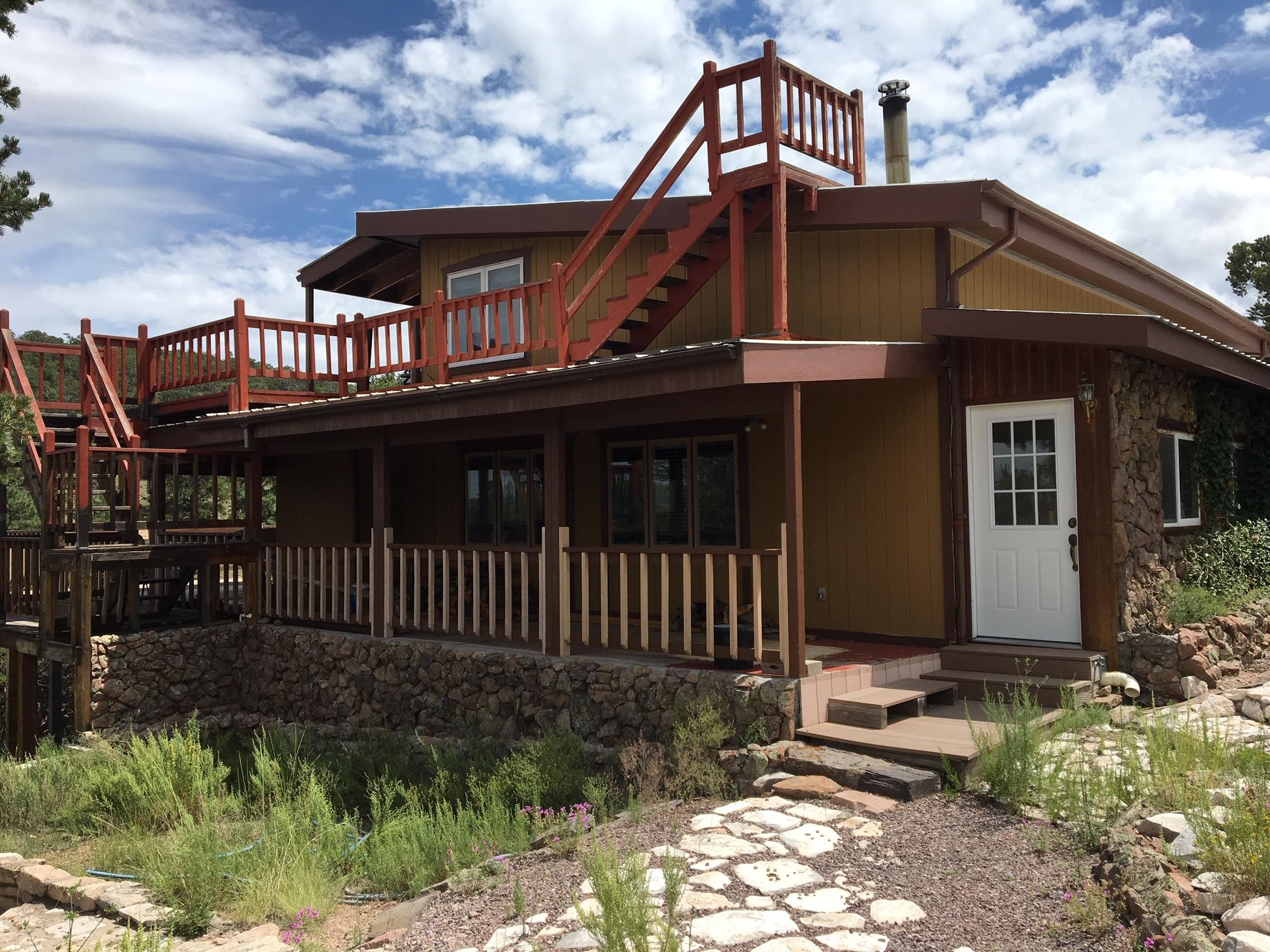 18 Wild Horse Rd in Last Frontier, Datil, NM 87821 - Datil, NM real estate listing
