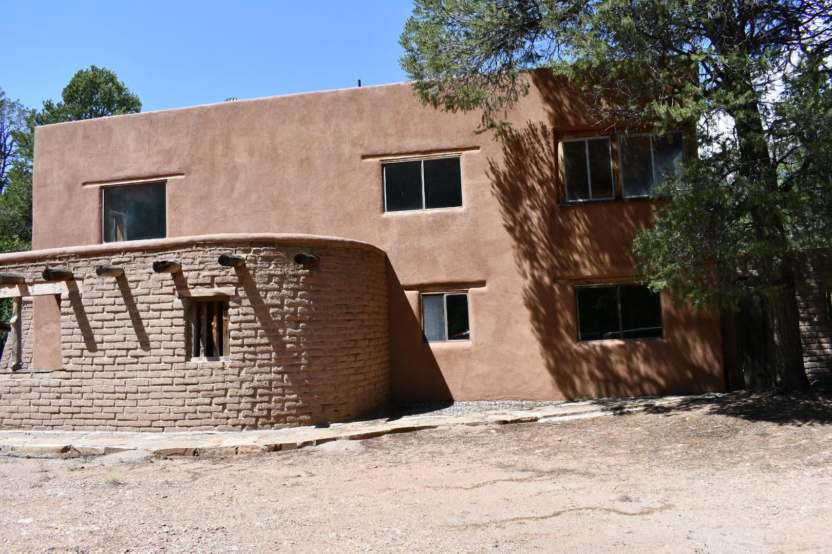 1008 San Diego Loop, Jemez Springs, NM 87025 - Jemez Springs, NM real estate listing