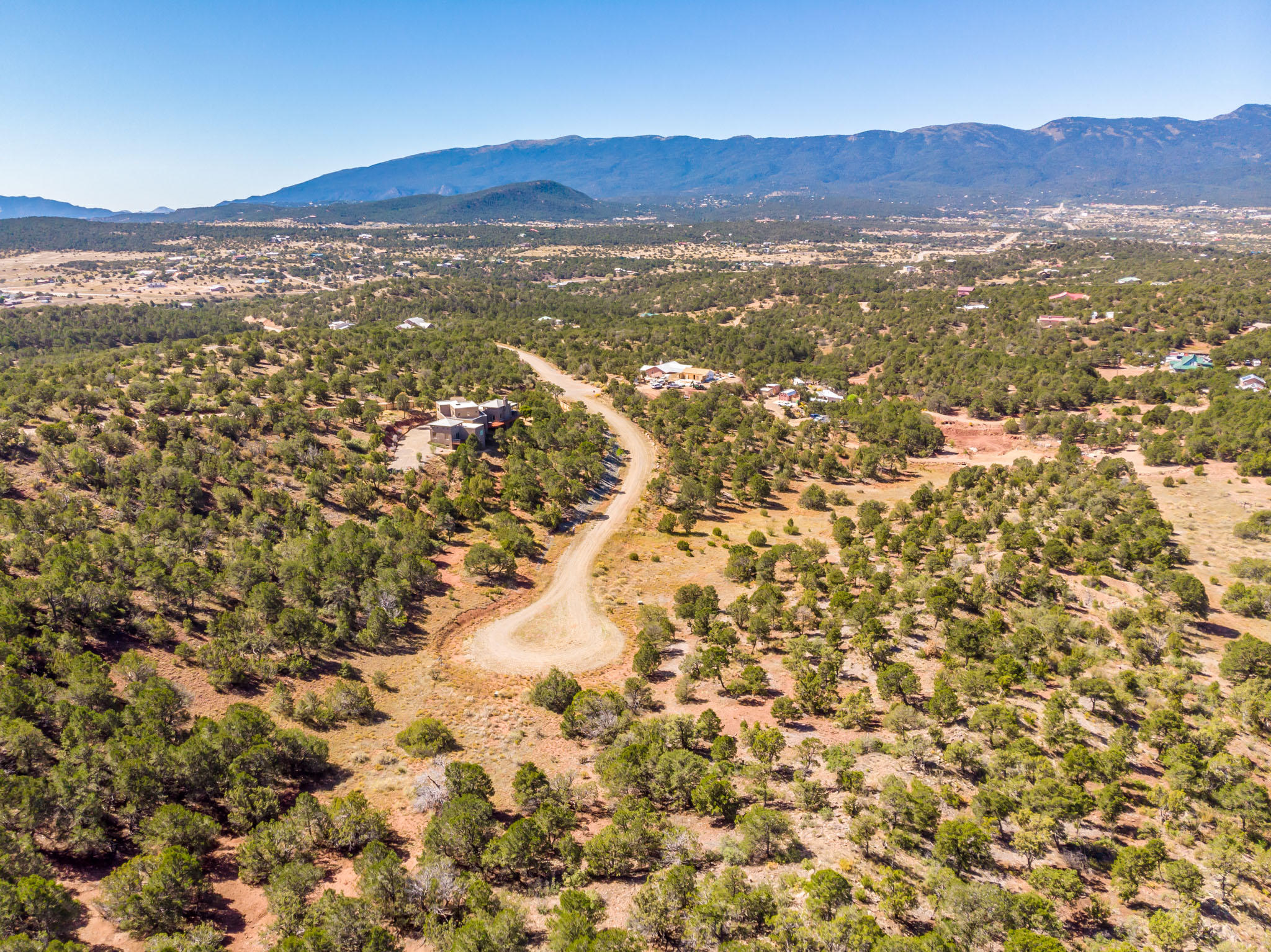 9 Concetta Court Property Photo - Sandia Park, NM real estate listing