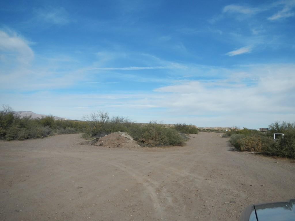 Camino Real/Frontage Rd. 24 AC Property Photo - Socorro, NM real estate listing
