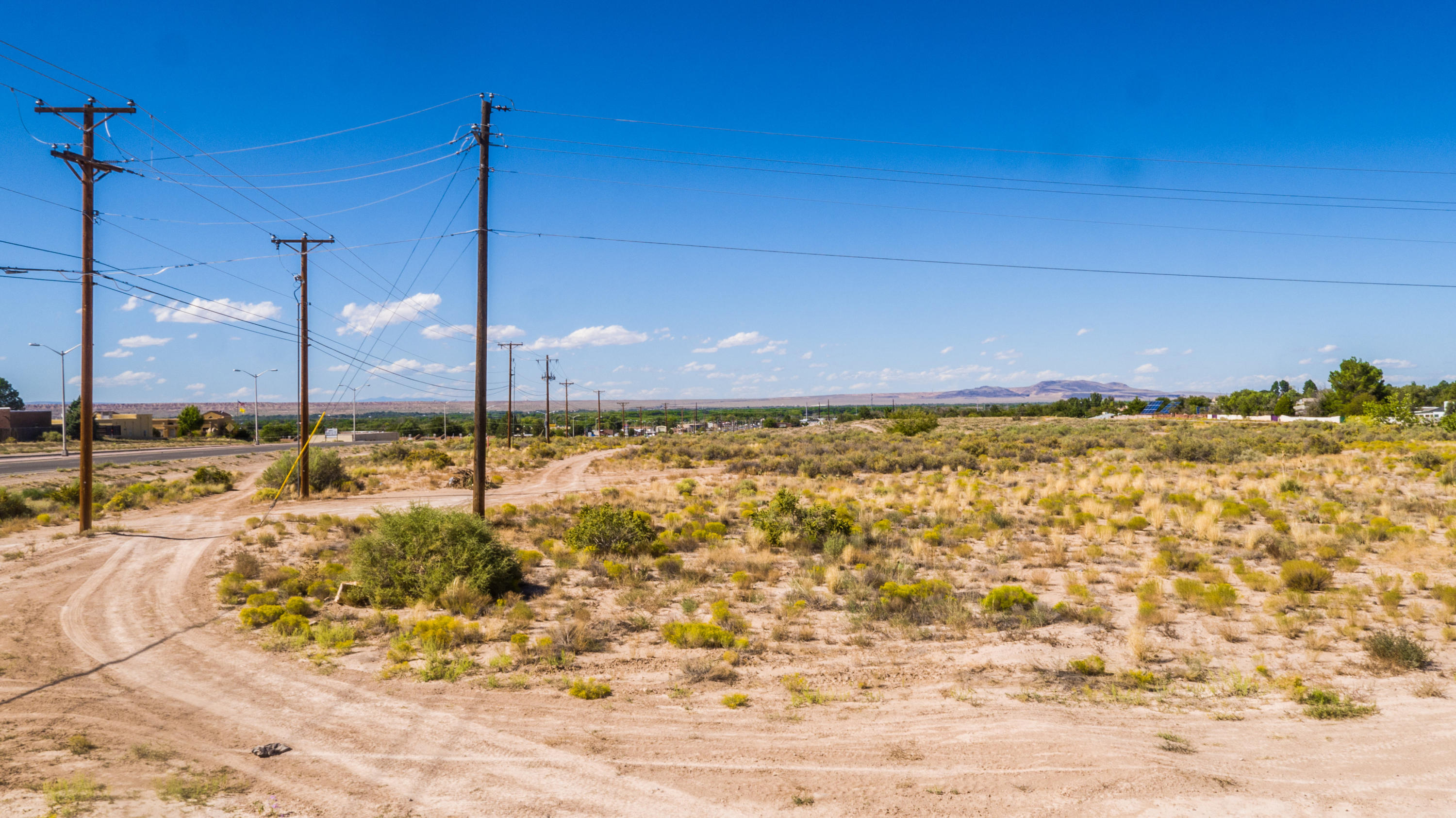 Rio Communities Boulevard Property Photo - Rio Communities, NM real estate listing