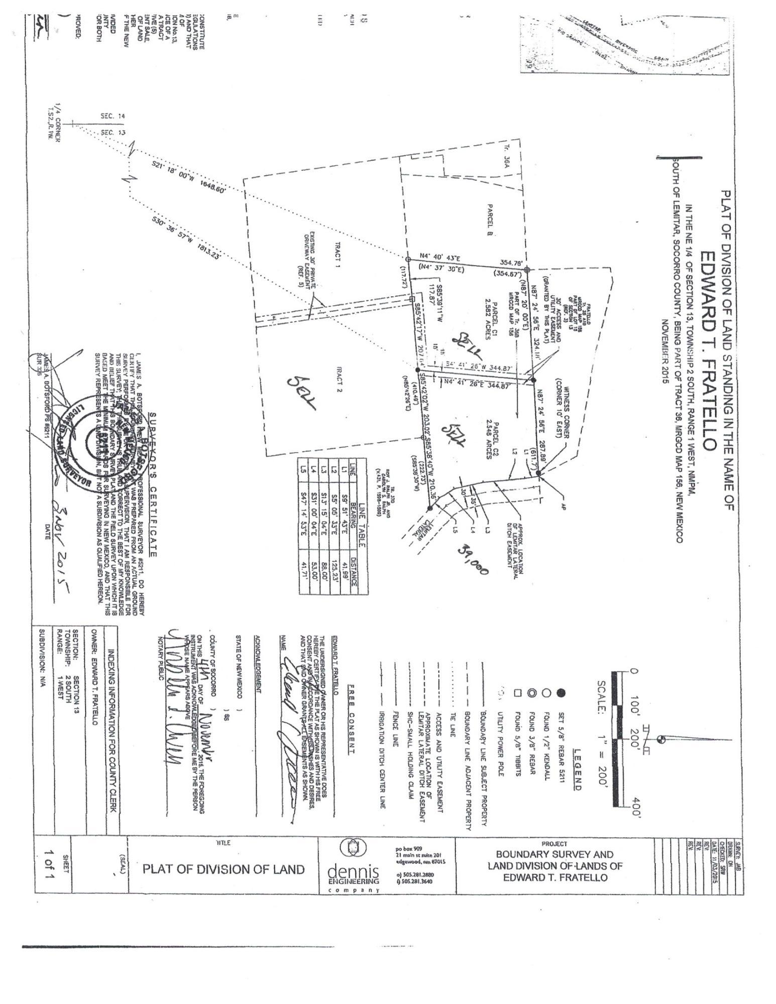 9.503Acres Property Photo - Lemitar, NM real estate listing