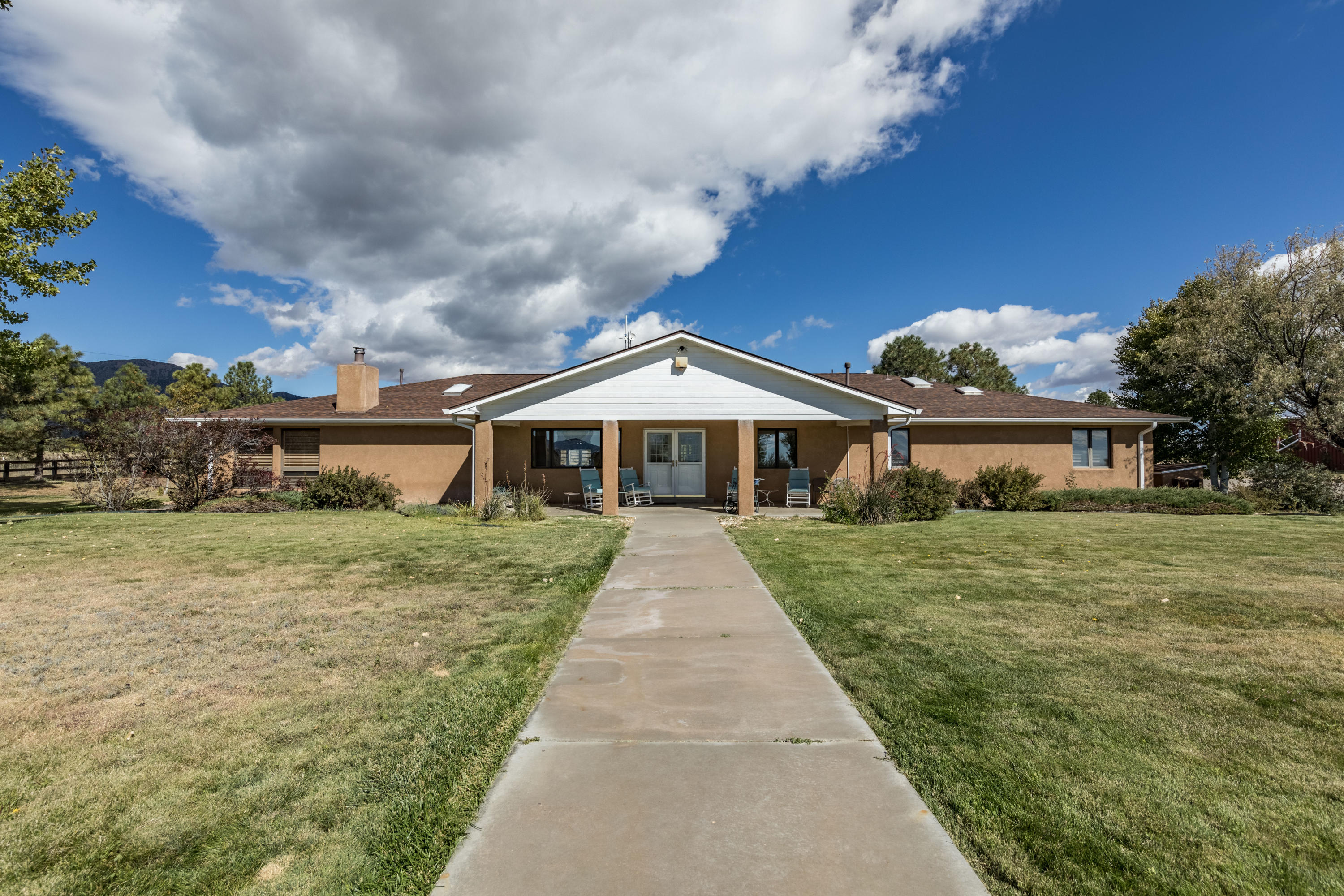 61 Moonbeam Ranch Road ## A Property Photo - Edgewood, NM real estate listing