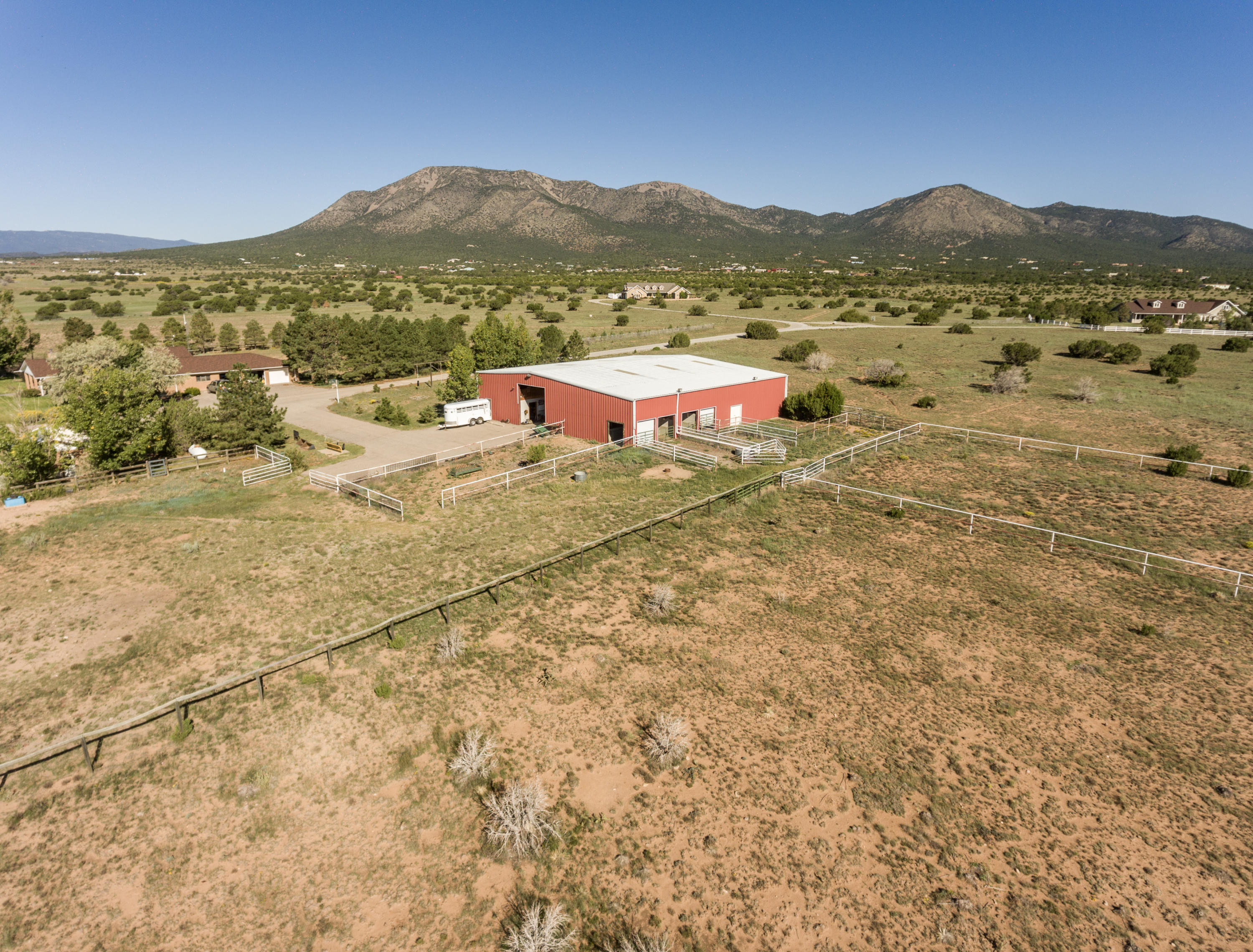 61 A Moonbeam Ranch Road Property Photo - Edgewood, NM real estate listing