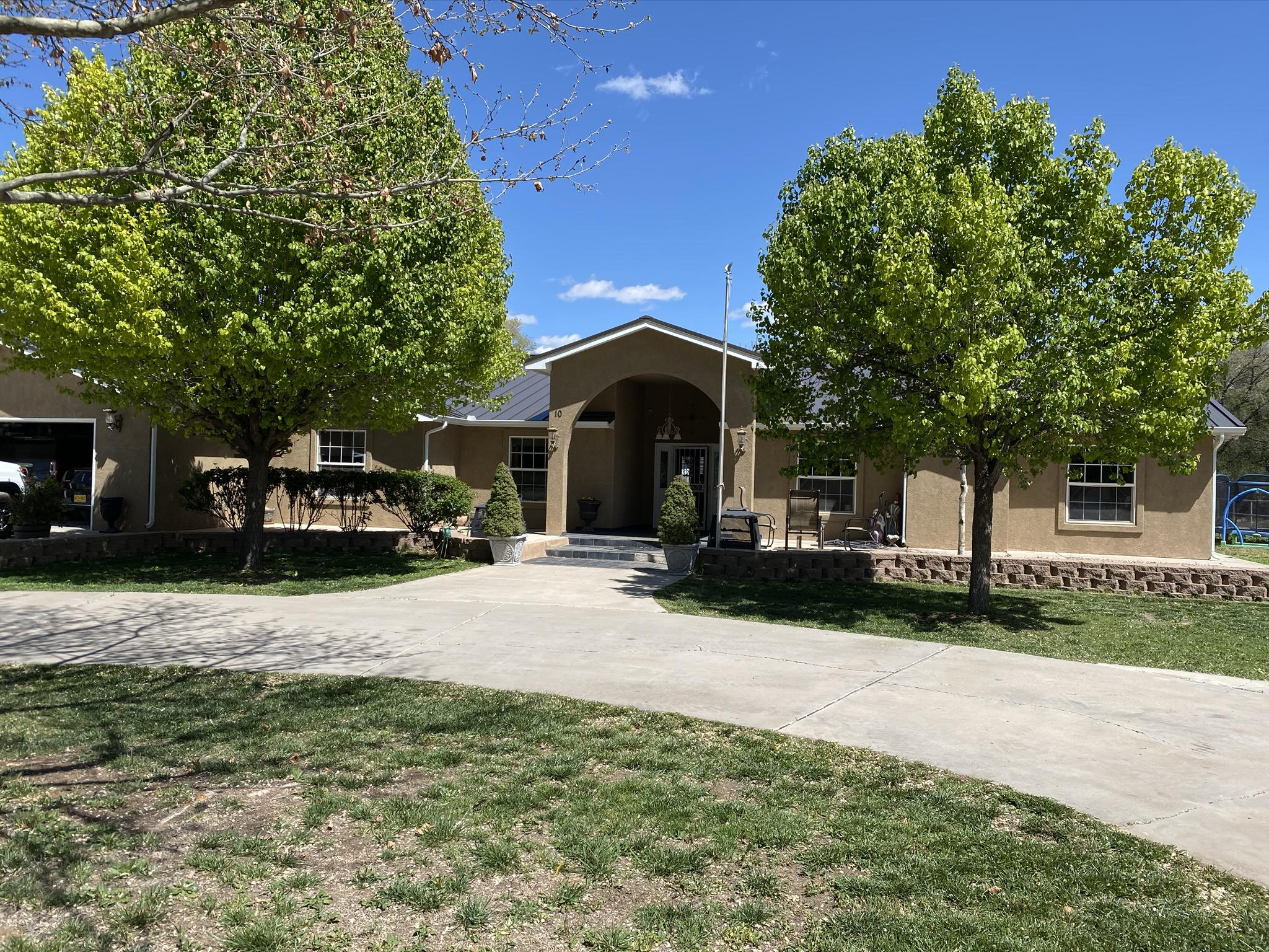 10 CAMINO DE FLORES, Peralta, NM 87042 - Peralta, NM real estate listing