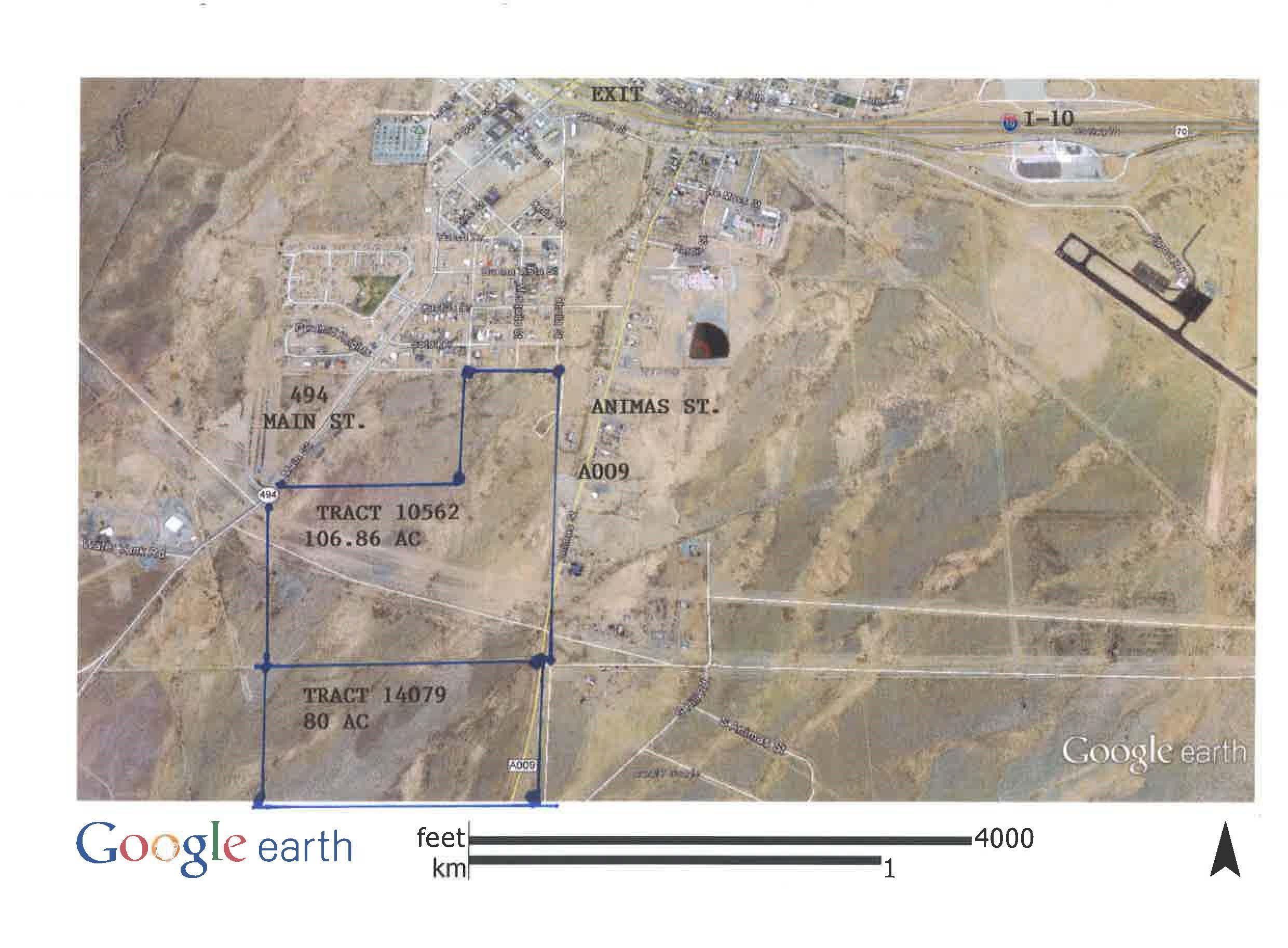 A009 ANIMAS Street Property Photo - Lordsburg, NM real estate listing
