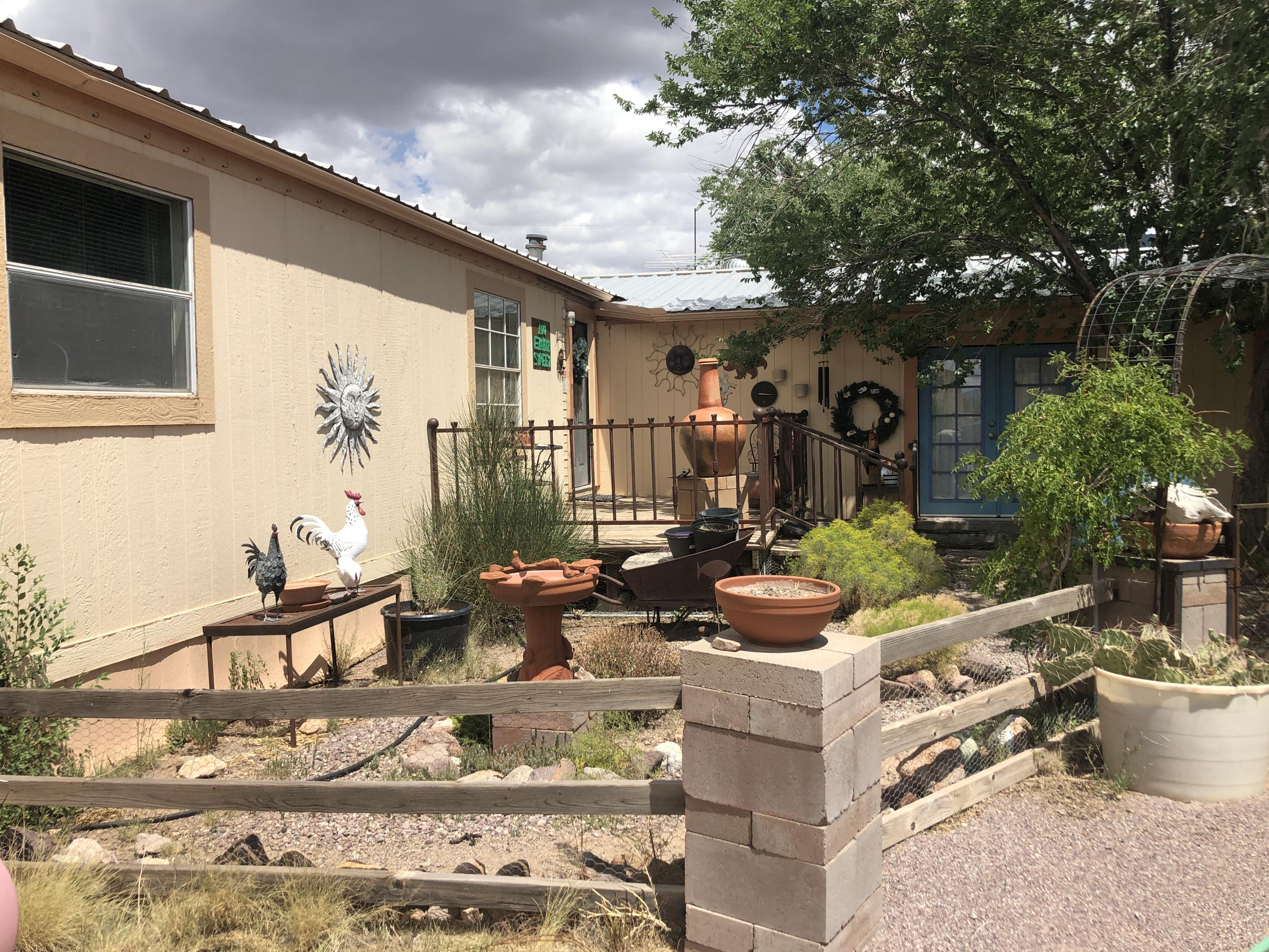 100 Eighth Street, Magdalena, NM 87825 - Magdalena, NM real estate listing