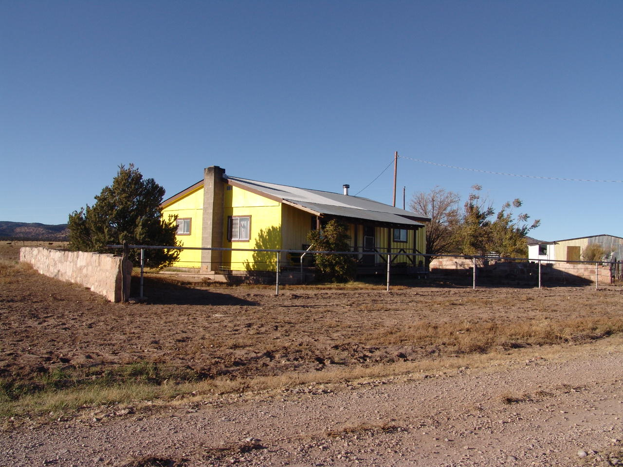 303 Olmstead Road, Datil, NM 87821 - Datil, NM real estate listing