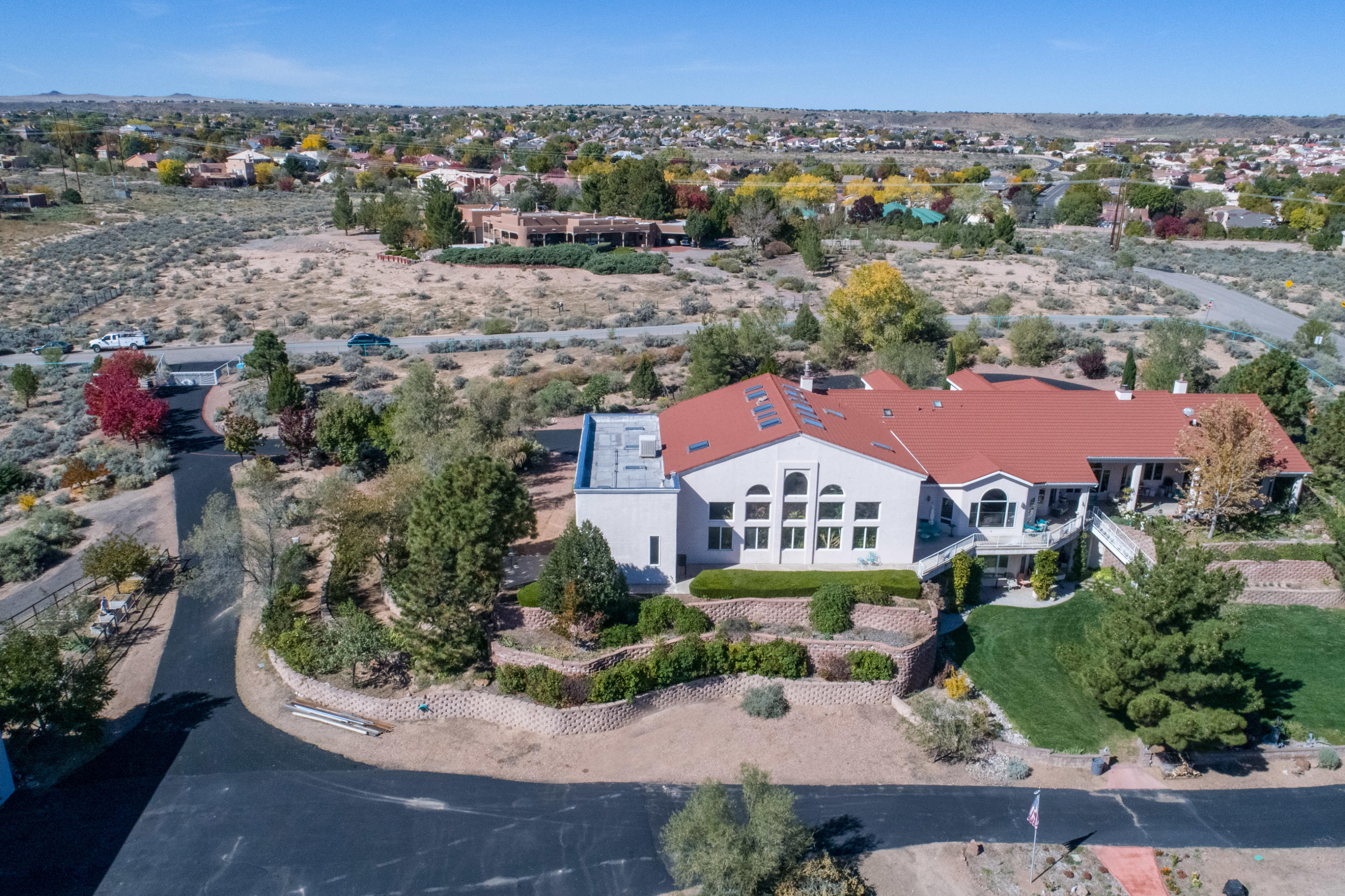 6566 CALLE REDONDA NW Property Photo - Albuquerque, NM real estate listing