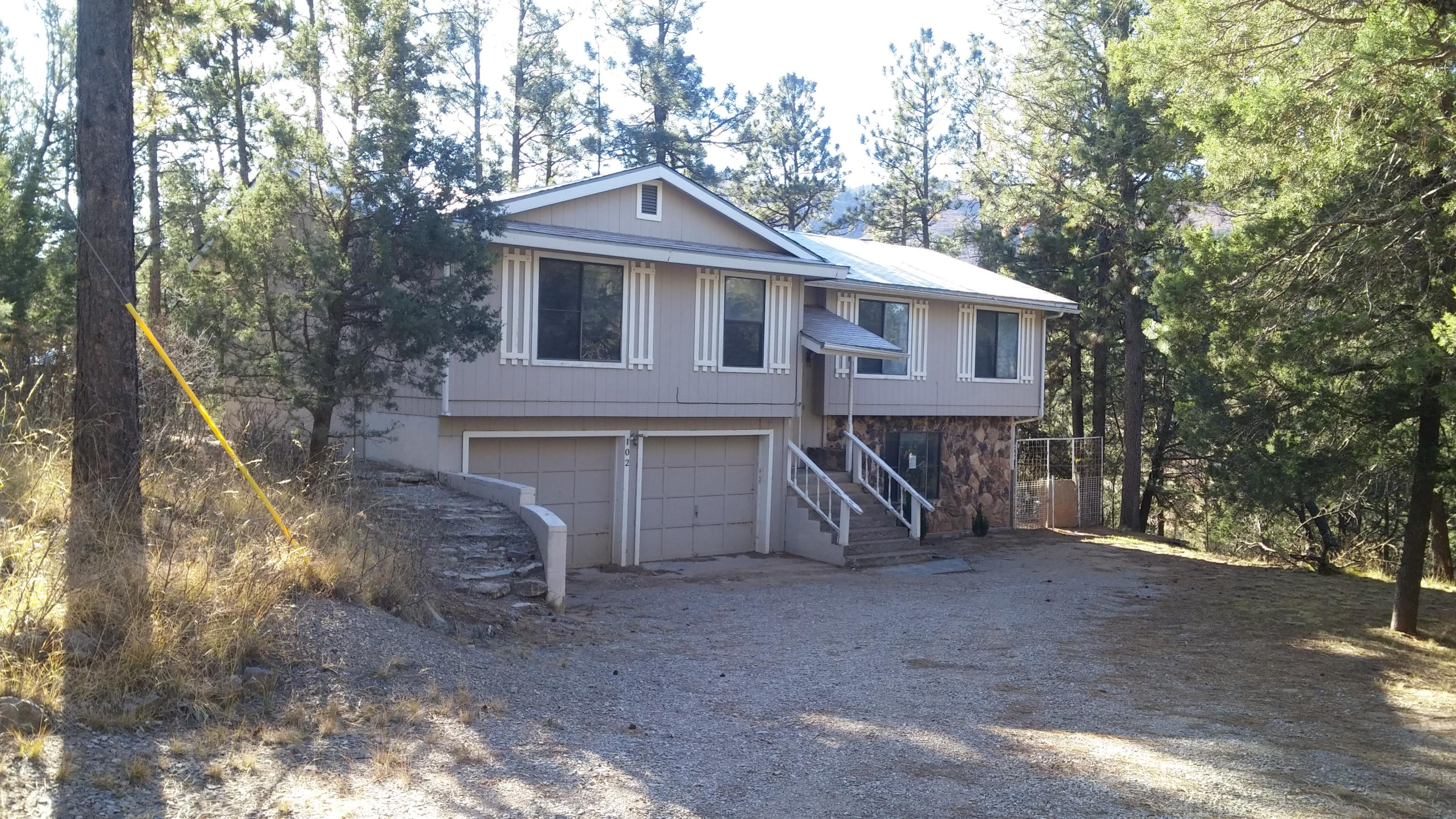 102 Bell Drive, Mayhill, NM 88339 - Mayhill, NM real estate listing