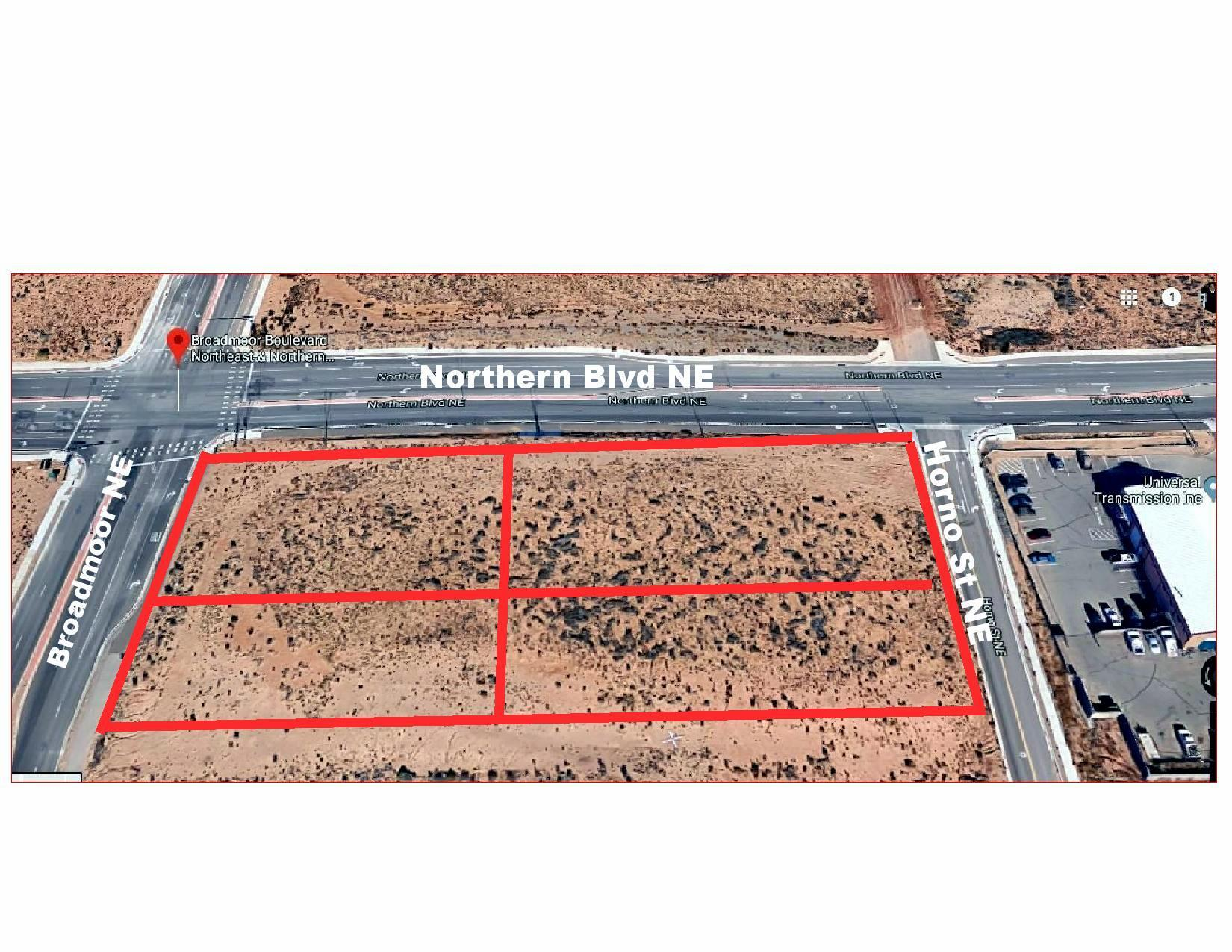 Broadmoor and Northern Blvd NE Property Photo - Rio Rancho, NM real estate listing