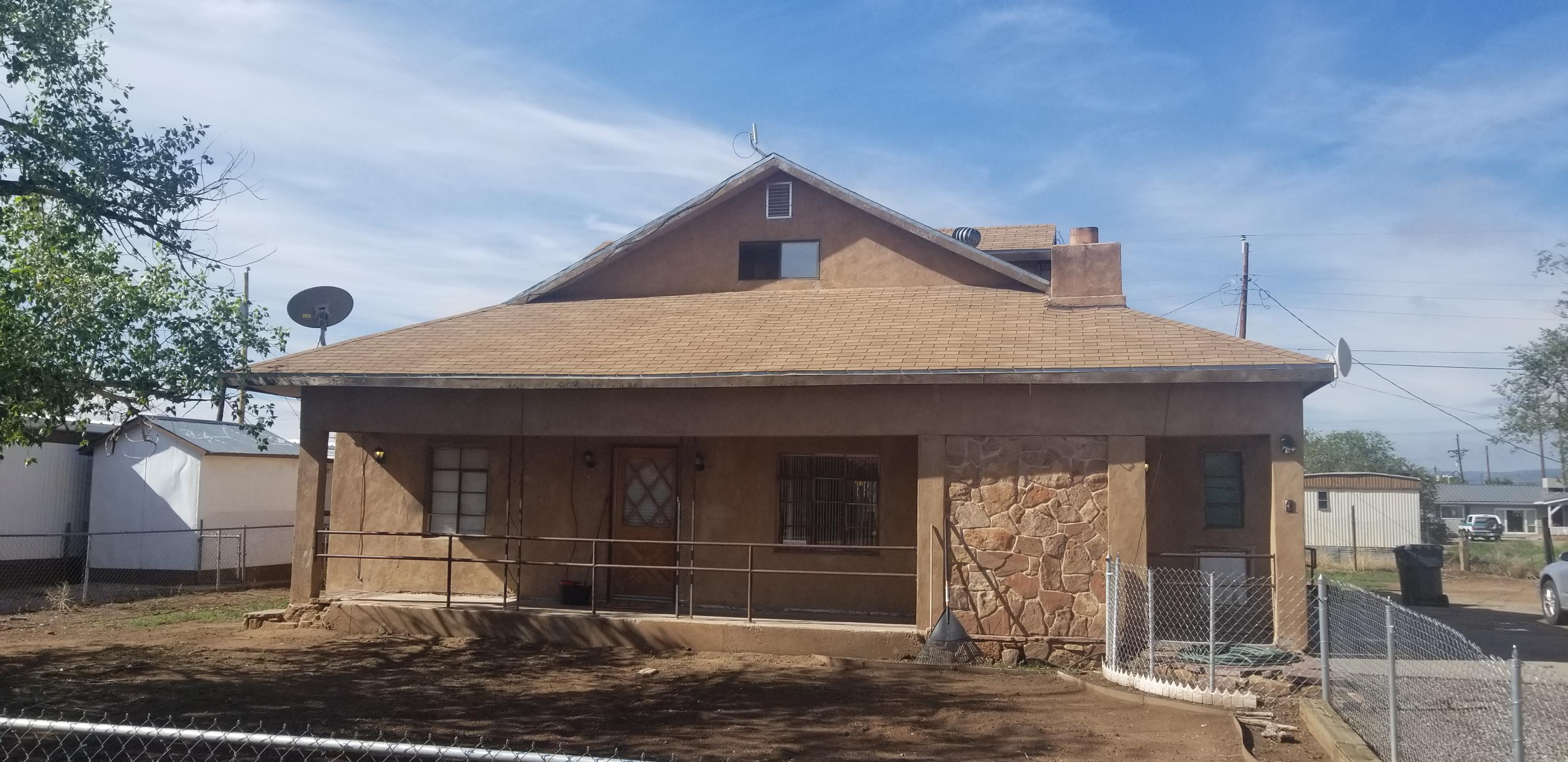307 Truman Avenue Property Photo - Grants, NM real estate listing