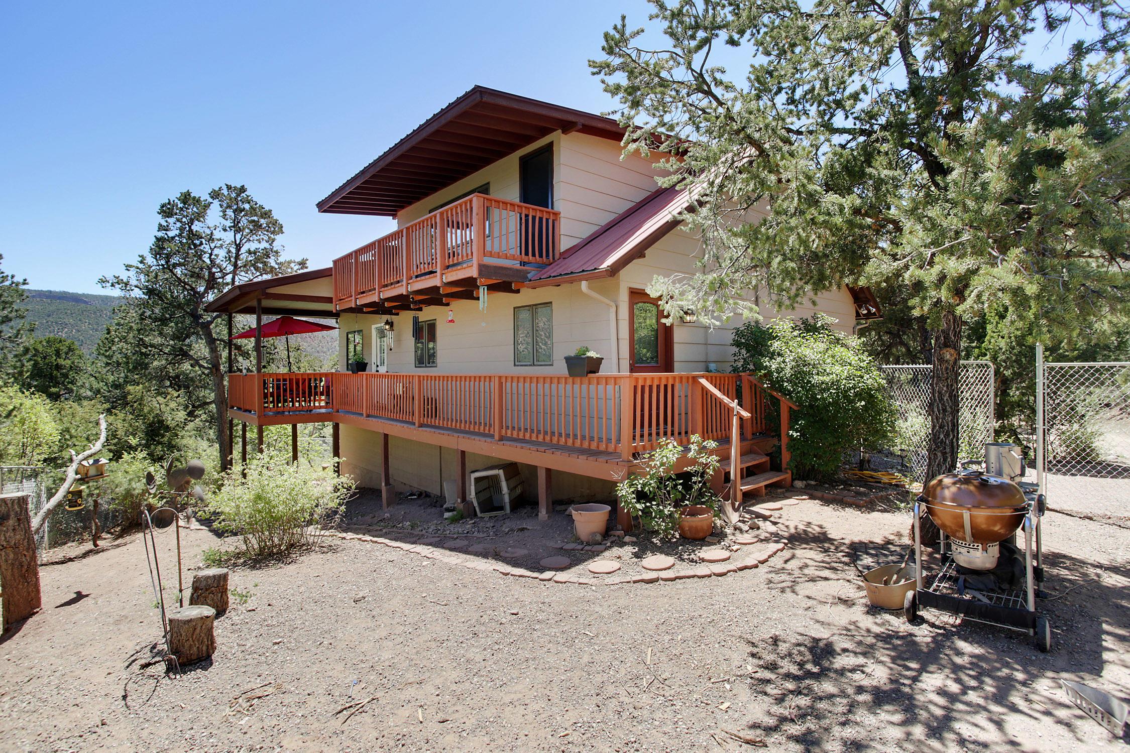 157 CEBOLLA Loop, Jemez Springs, NM 87025 - Jemez Springs, NM real estate listing