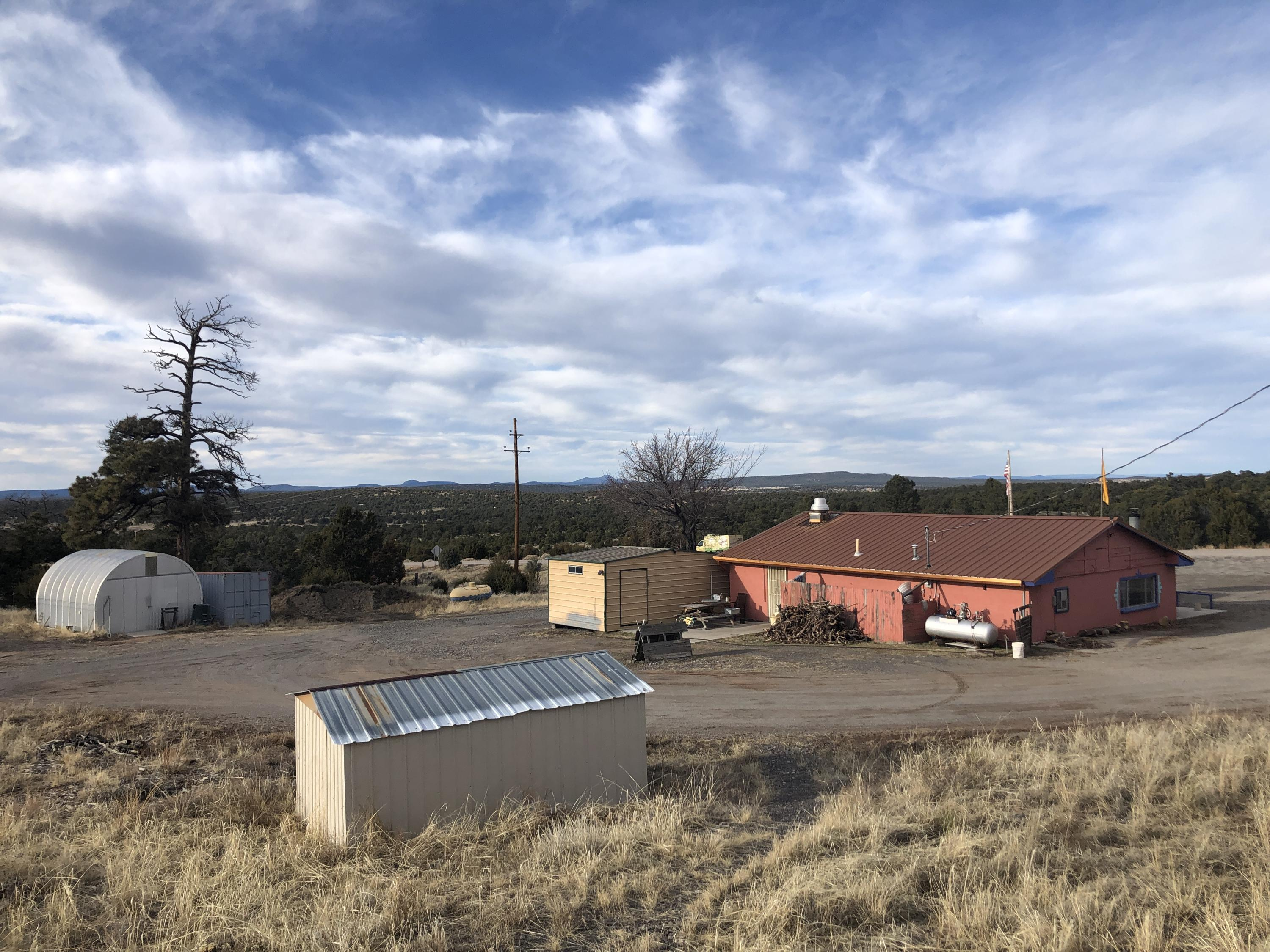 5594 HWY 60, Pie Town, NM 87827 - Pie Town, NM real estate listing