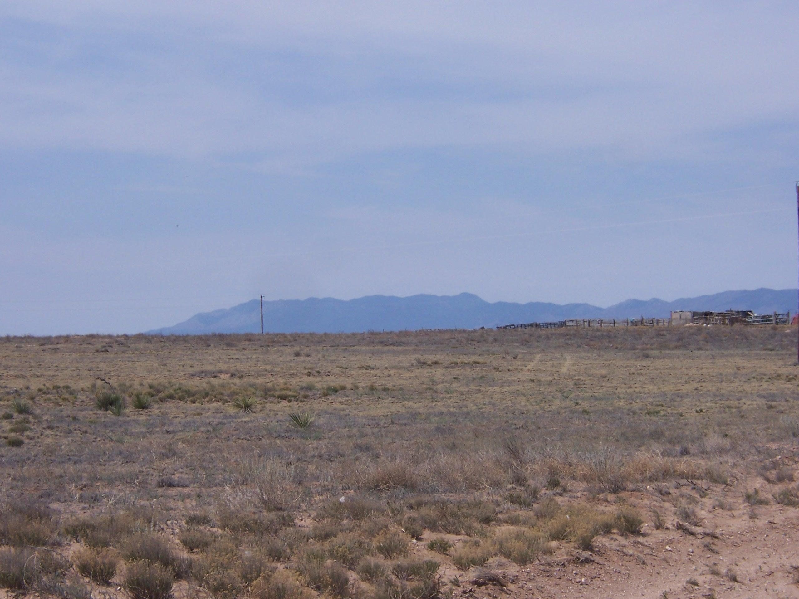 Marshall Road Property Photo - Estancia, NM real estate listing