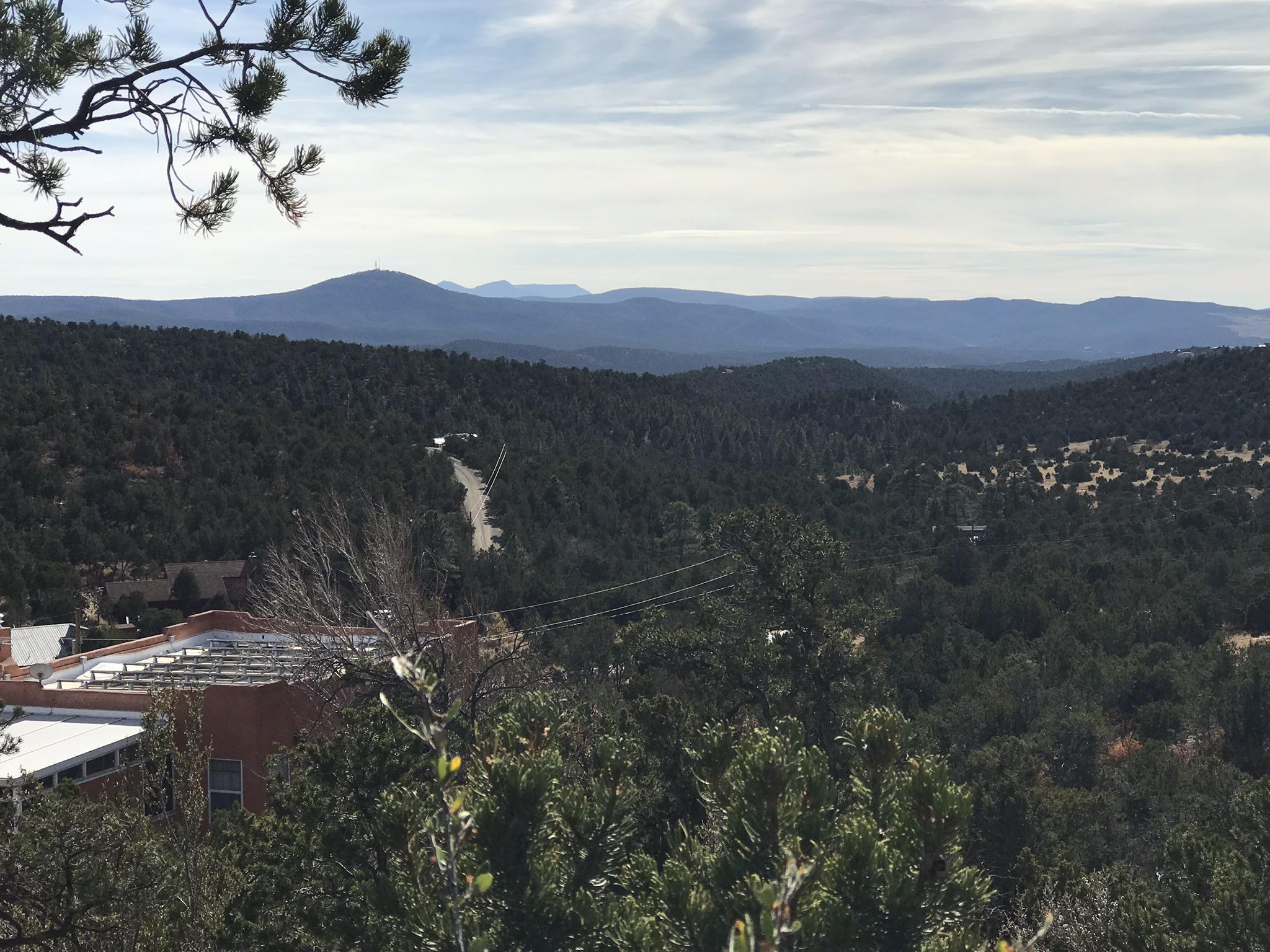 Pinon Trail (Tr 9) Property Photo - Cedar Crest, NM real estate listing