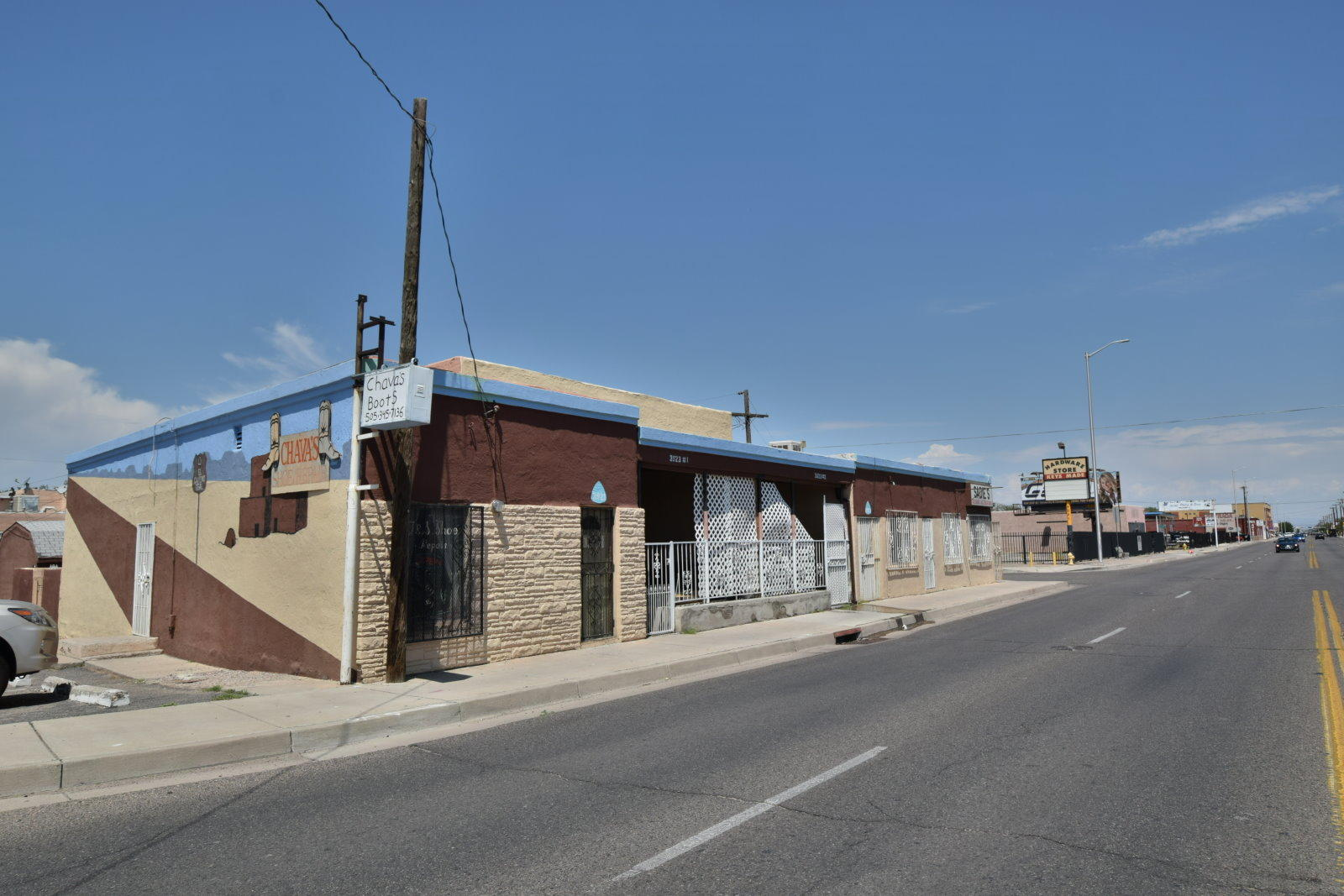 3917 Fourth Street NW Property Photo - Albuquerque, NM real estate listing
