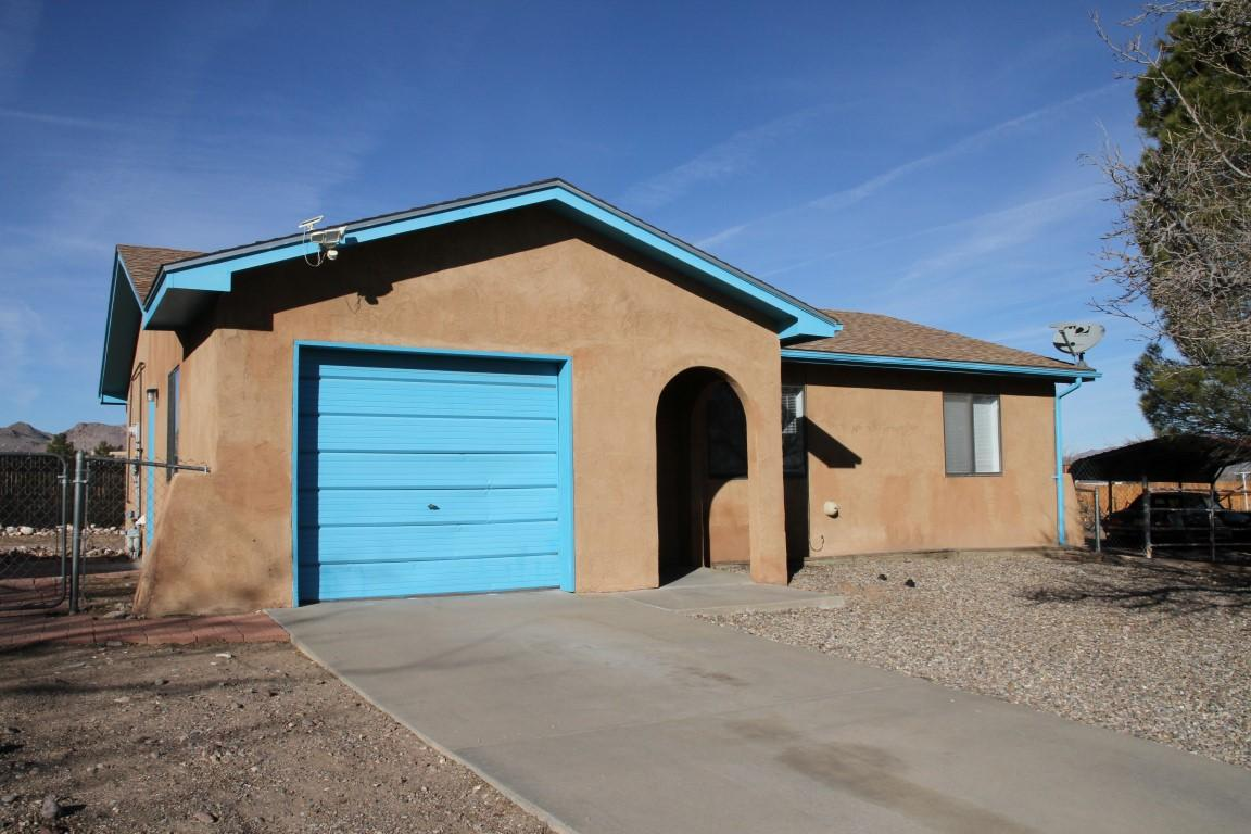 1107 Kathryn Court Property Photo - Socorro, NM real estate listing