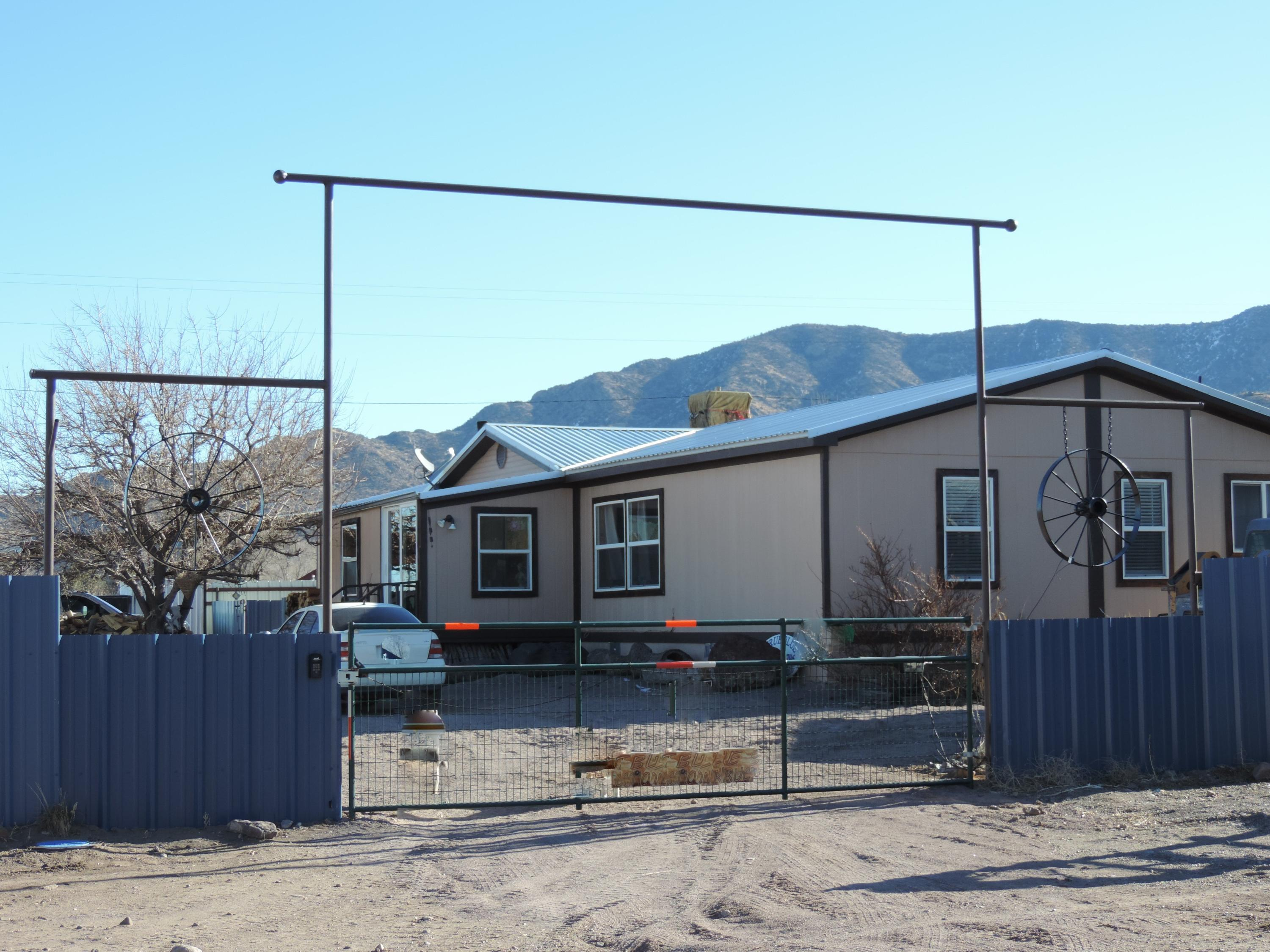 701 S Elm Street Property Photo - Magdalena, NM real estate listing