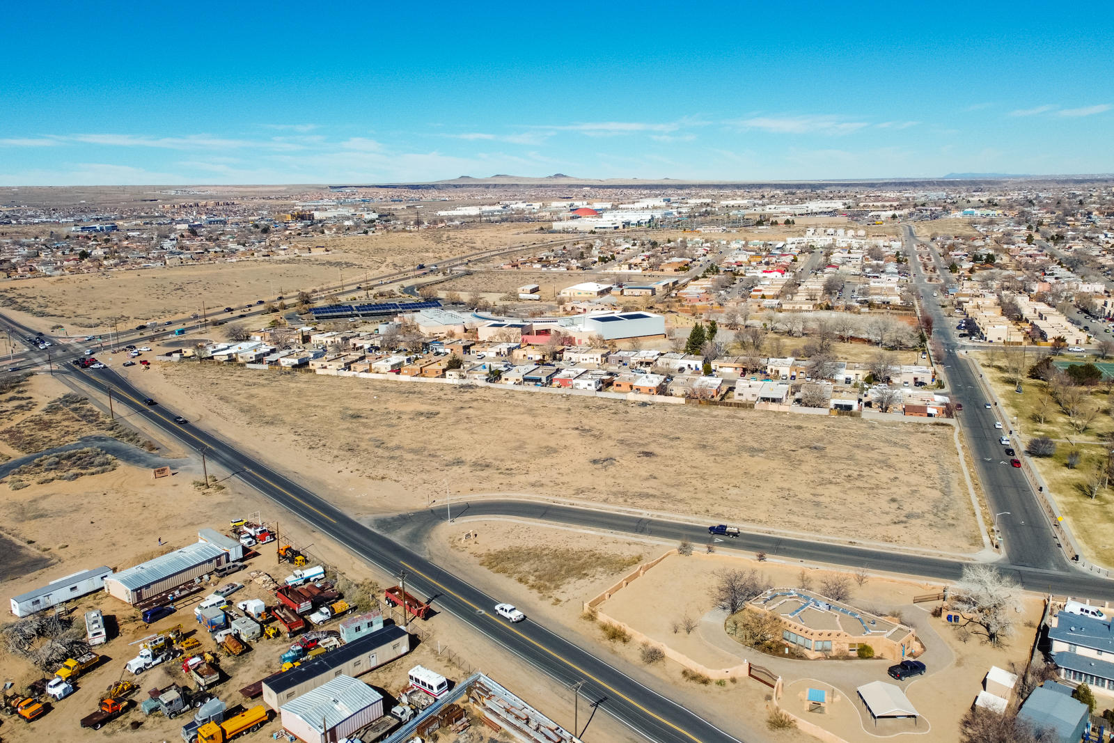 Bridge / Coors Blvd SW, Albuquerque, NM 87121 - Albuquerque, NM real estate listing