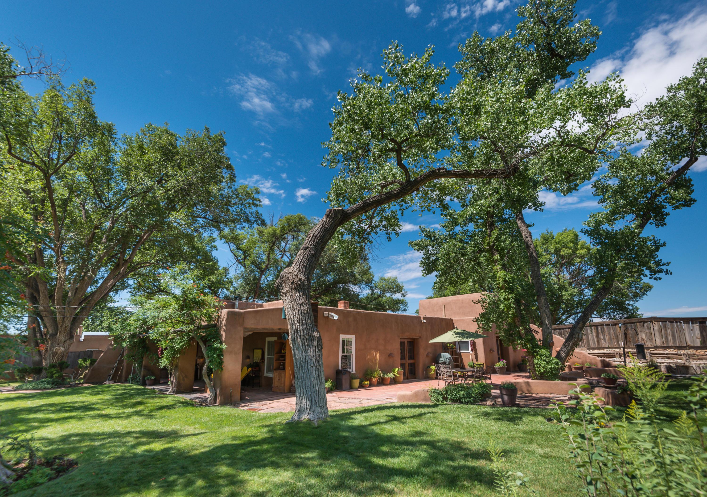 4813 Corrales Road, Corrales, NM 87048 - Corrales, NM real estate listing
