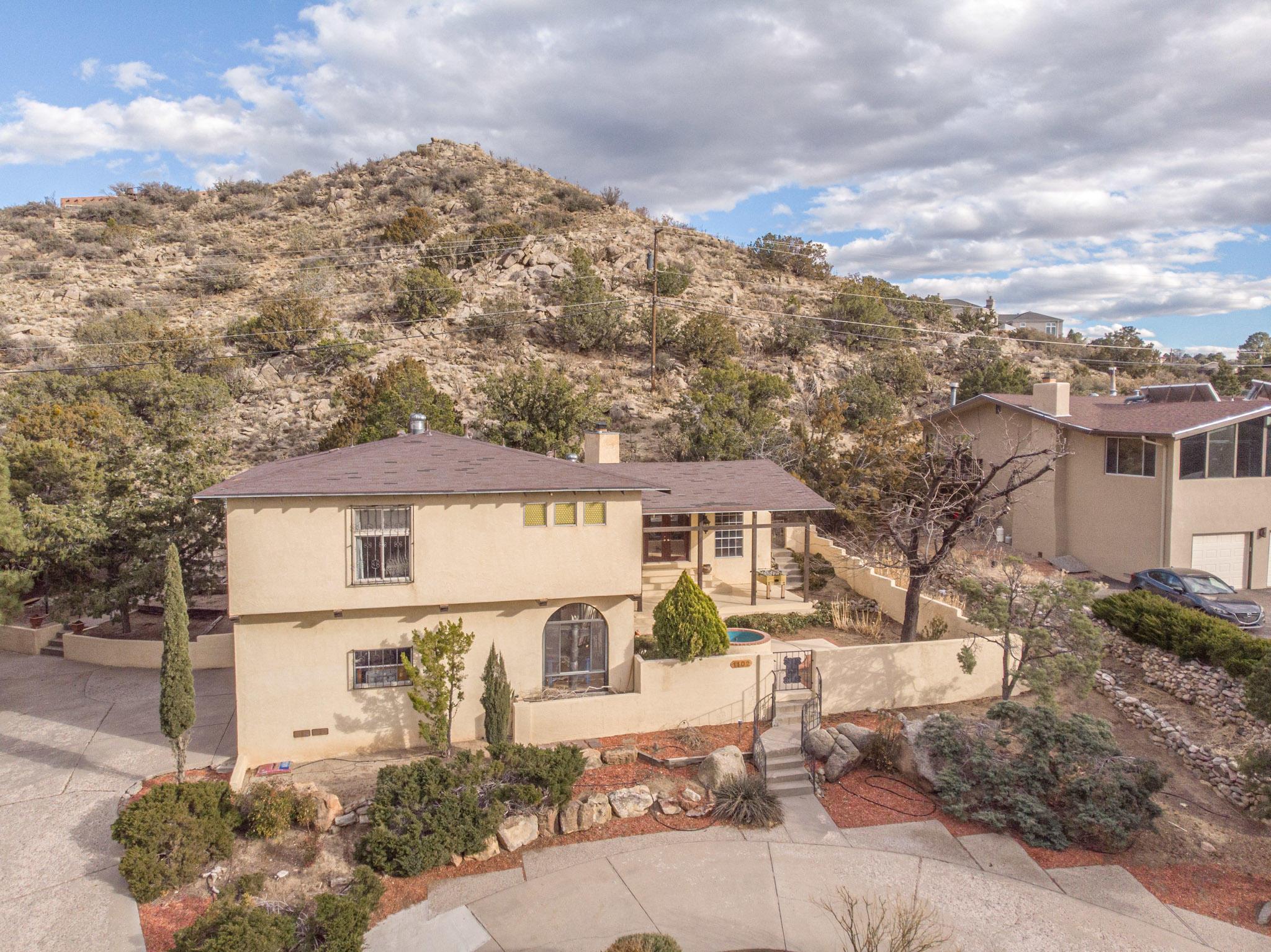 1102 WARM SANDS Drive SE Property Photo - Albuquerque, NM real estate listing