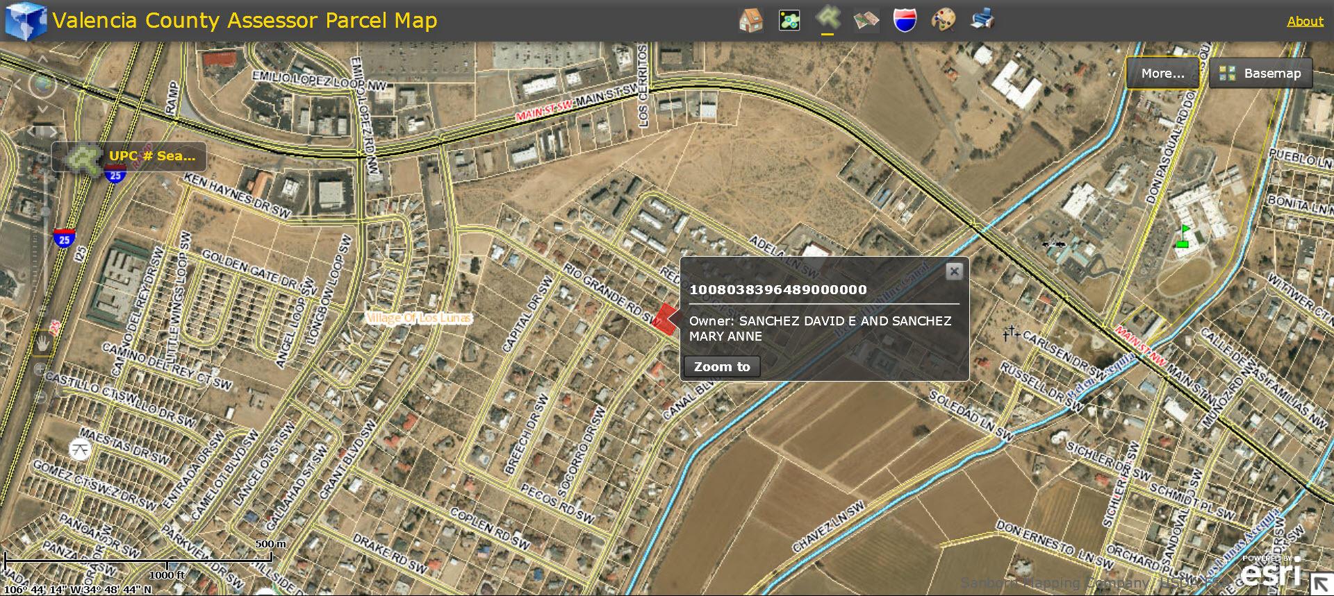 Rio Grande Road Property Photo - Los Lunas, NM real estate listing