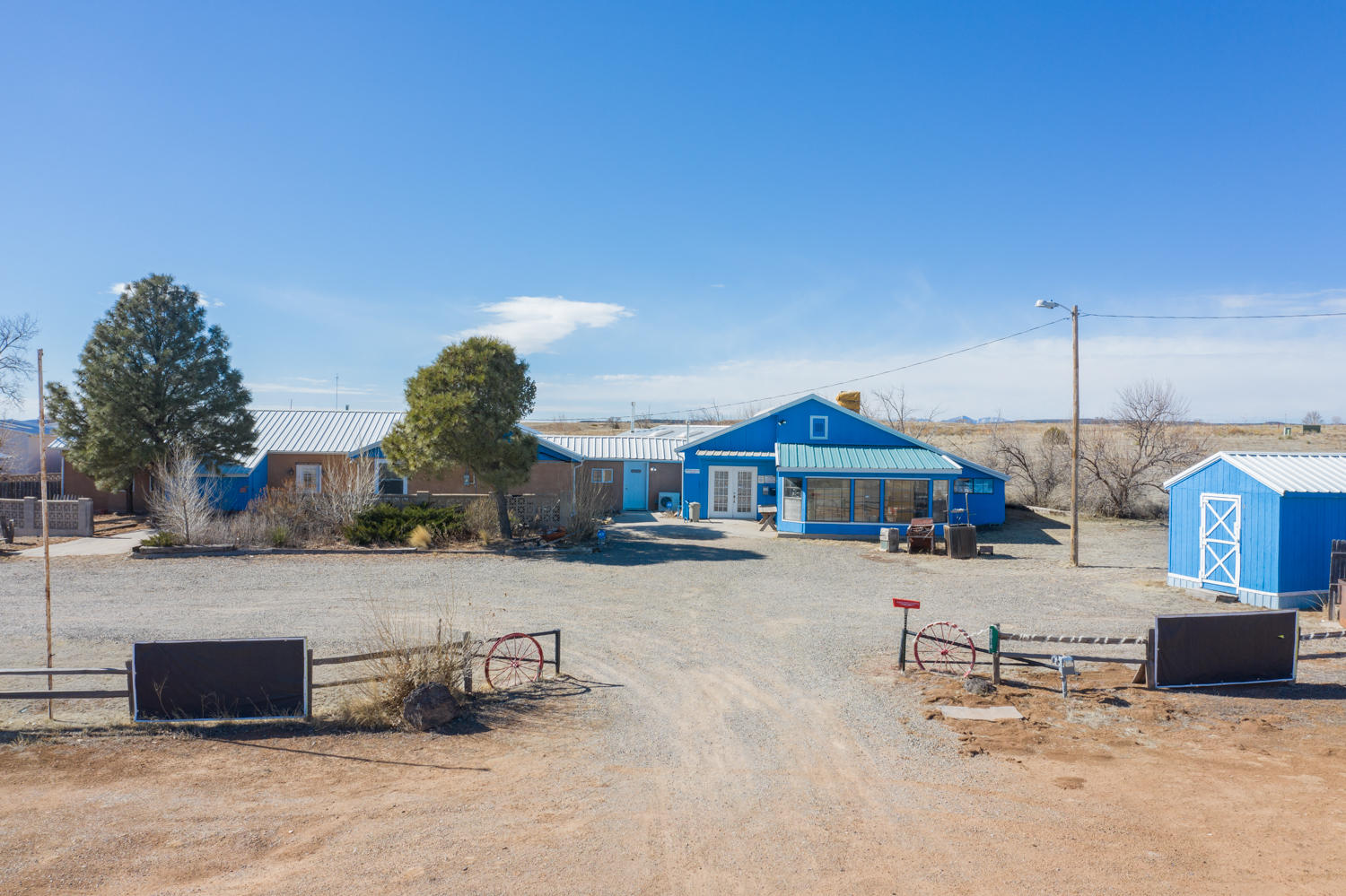 3614 US RT 66 Loop Property Photo - Moriarty, NM real estate listing