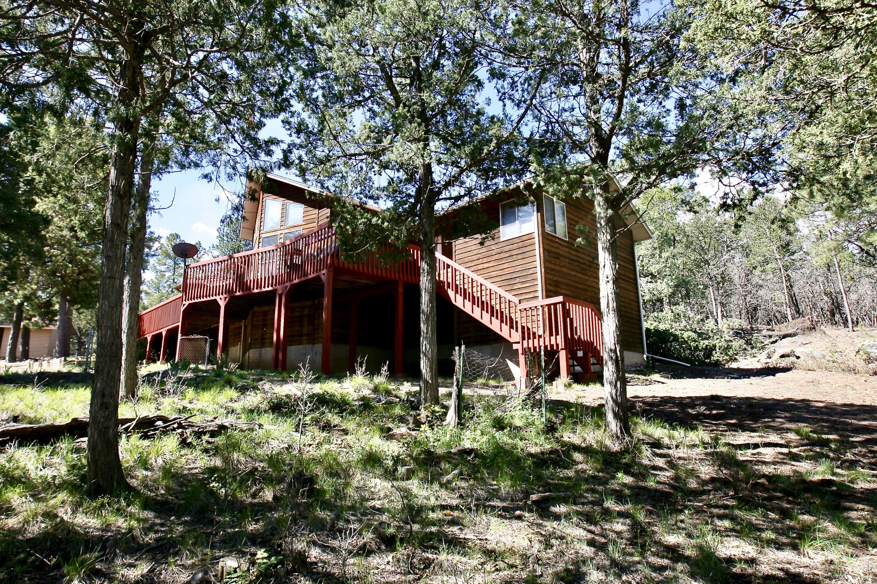 67 BUCKBOARD Road Property Photo - Tijeras, NM real estate listing