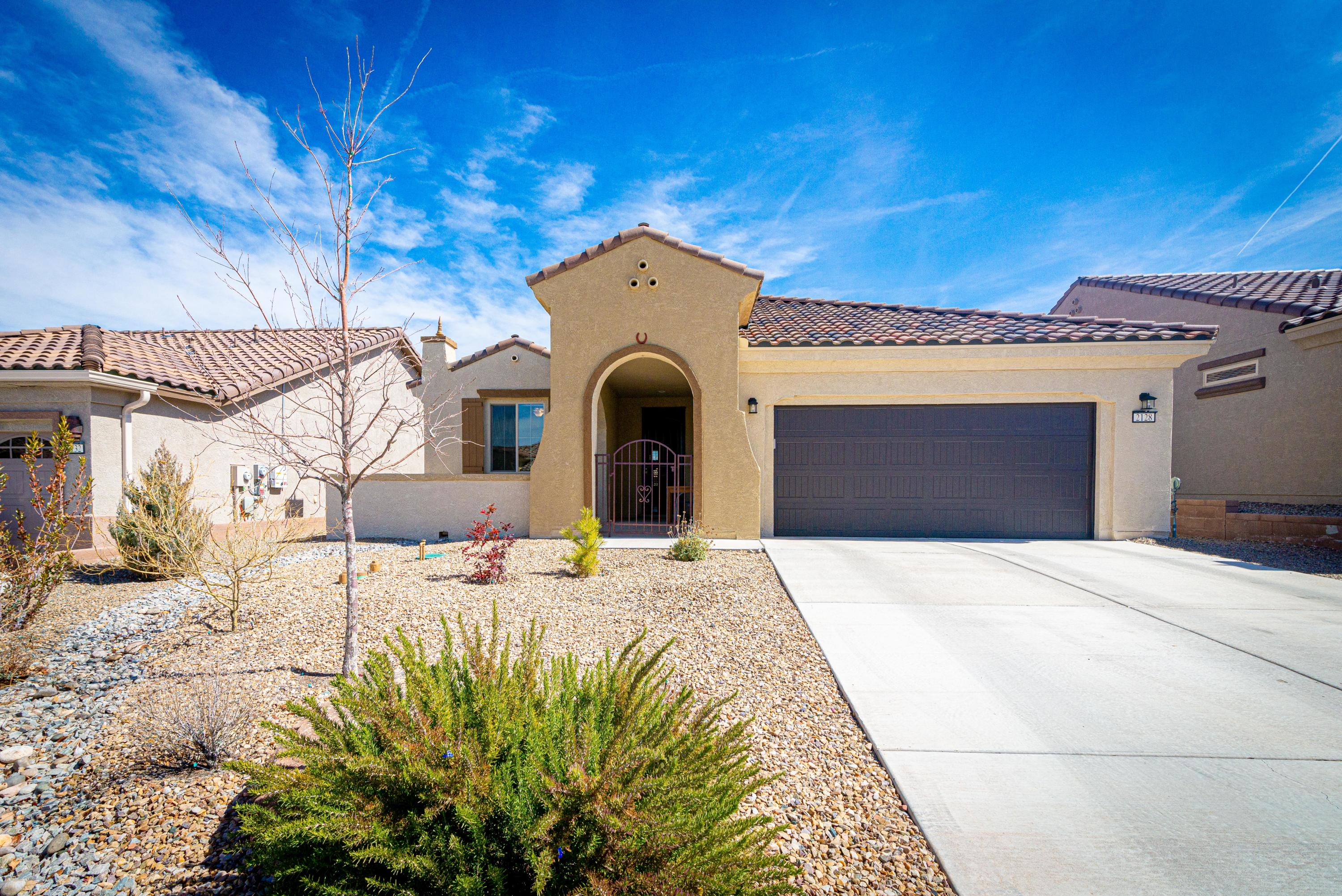 2128 COYOTE CREEK Trail NW Property Photo - Albuquerque, NM real estate listing